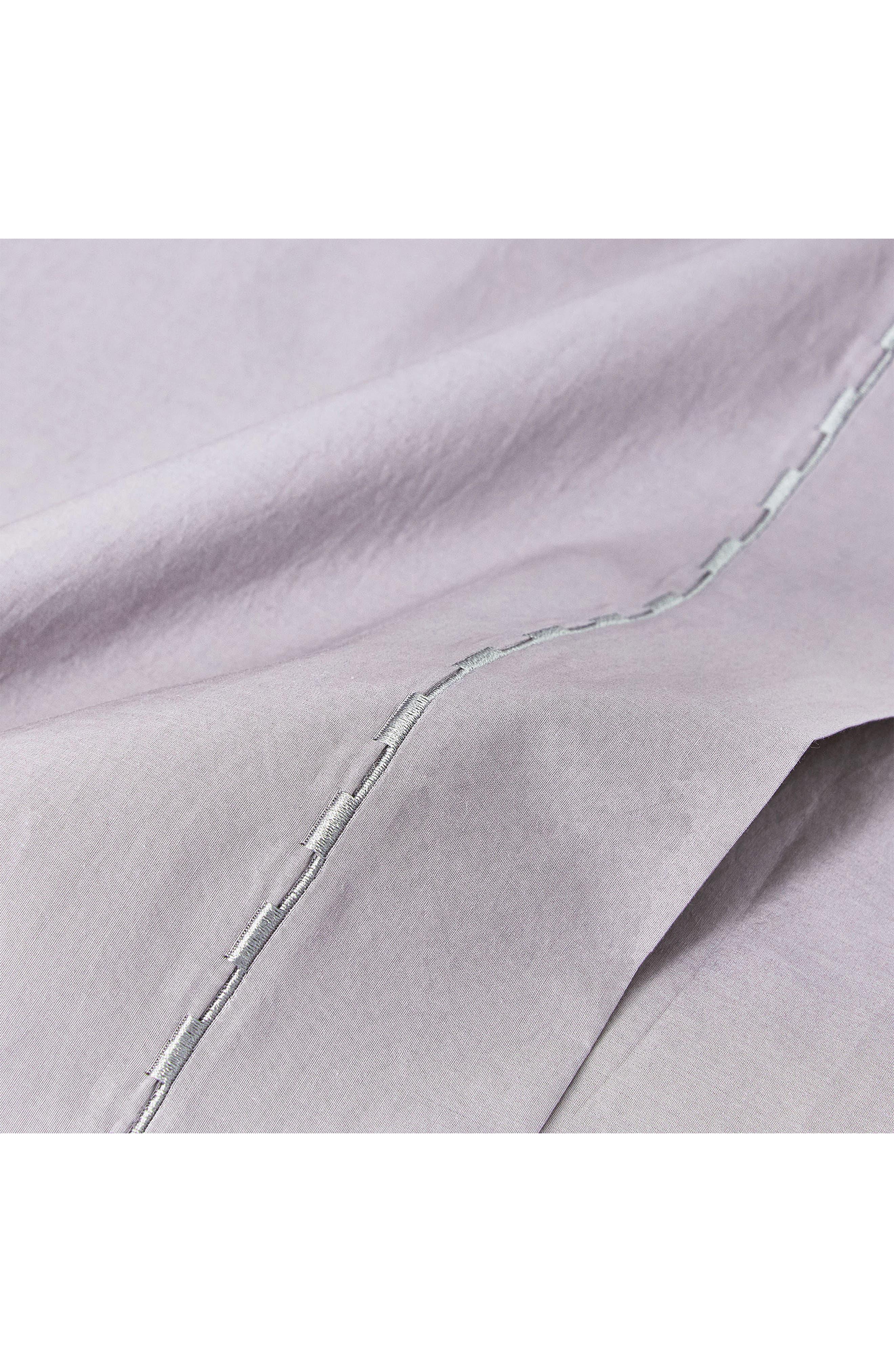 SPLENDID HOME DECOR,                             Spendid Home Decor Cotton Percale Pillowcases,                             Alternate thumbnail 2, color,                             MIST