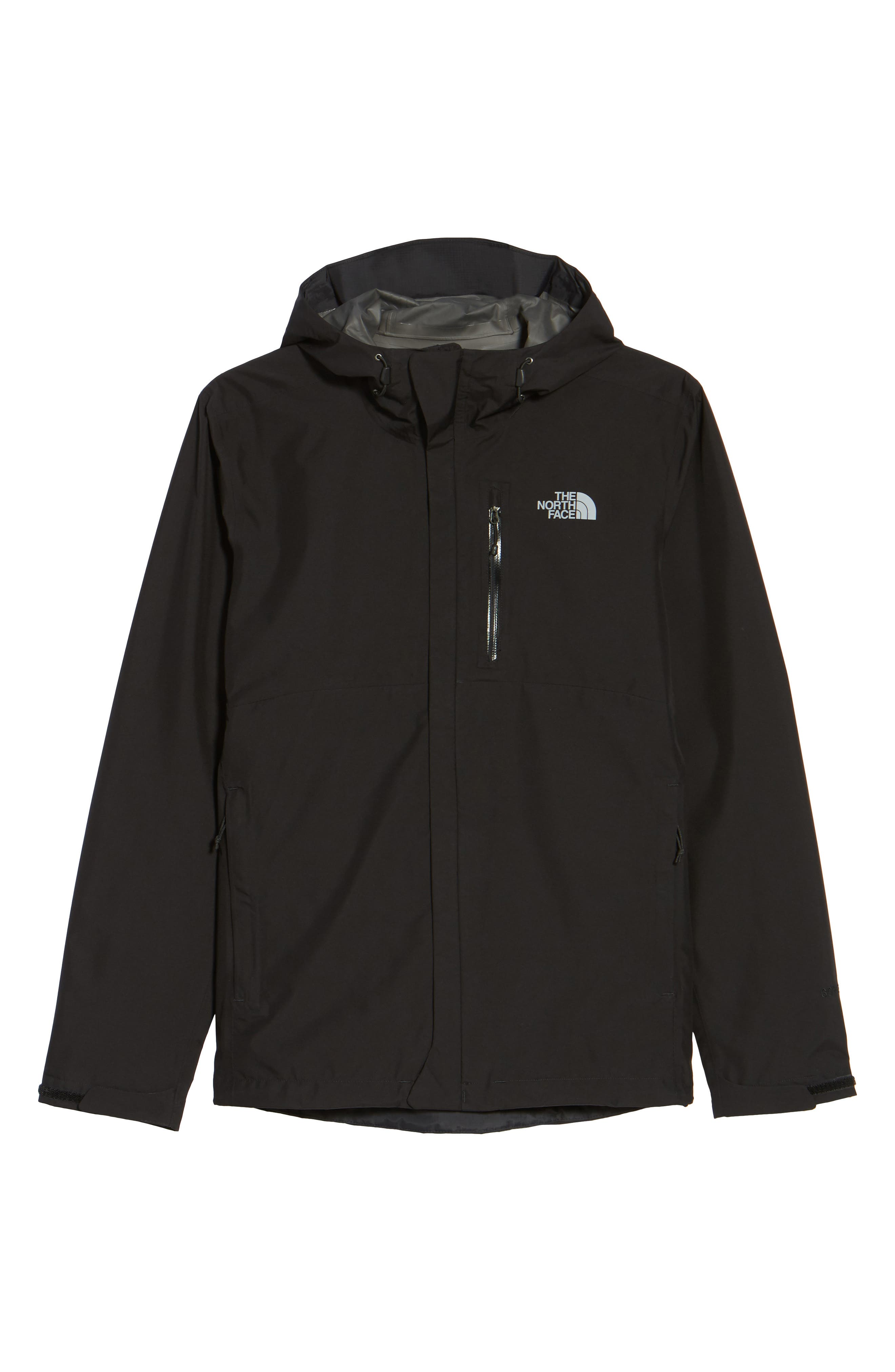 Dryzzle Gore-Tex<sup>®</sup> PacLite Hooded Jacket,                             Alternate thumbnail 5, color,                             001