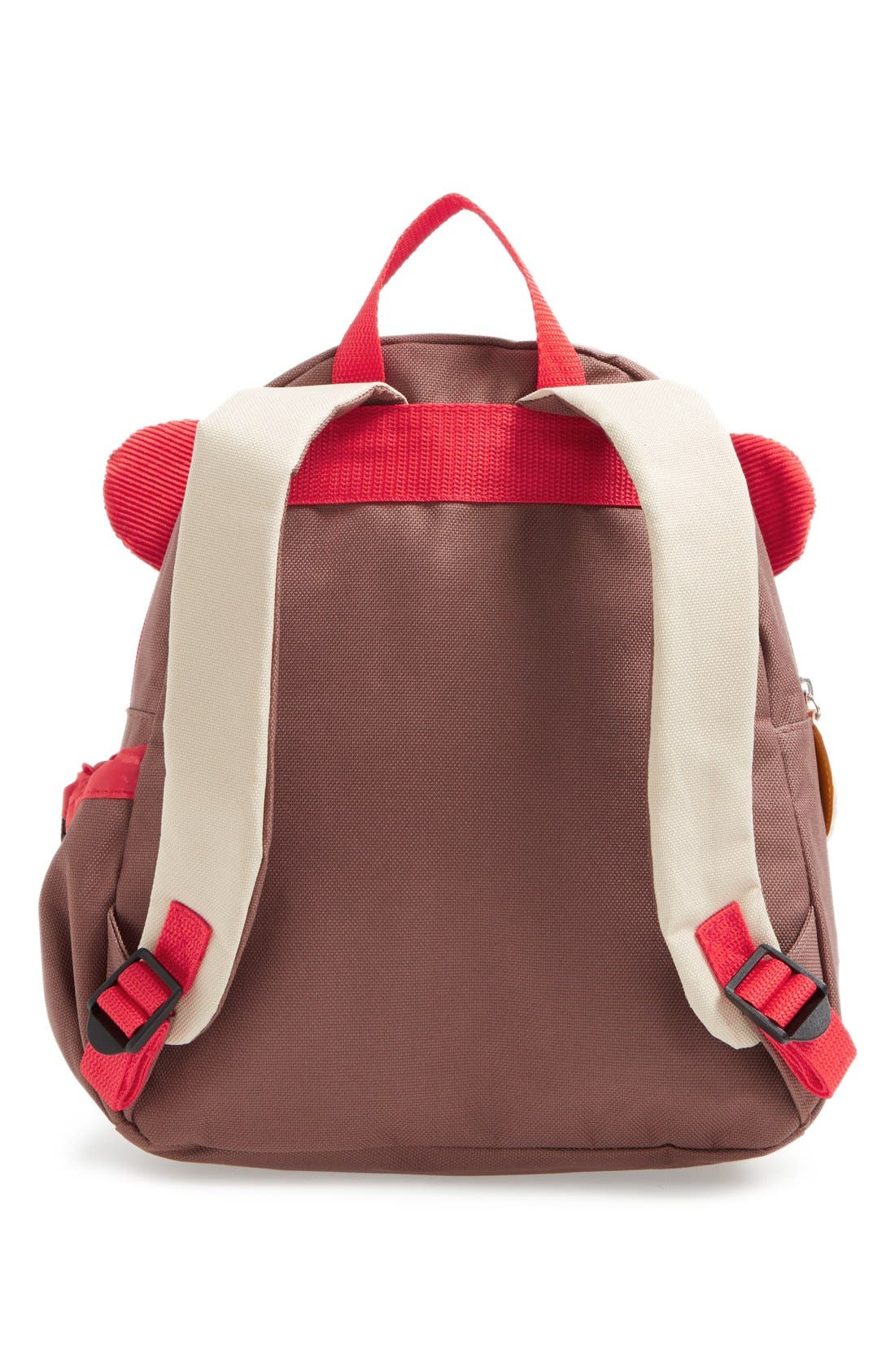 Zoo Pack Backpack,                             Alternate thumbnail 8, color,                             BROWN