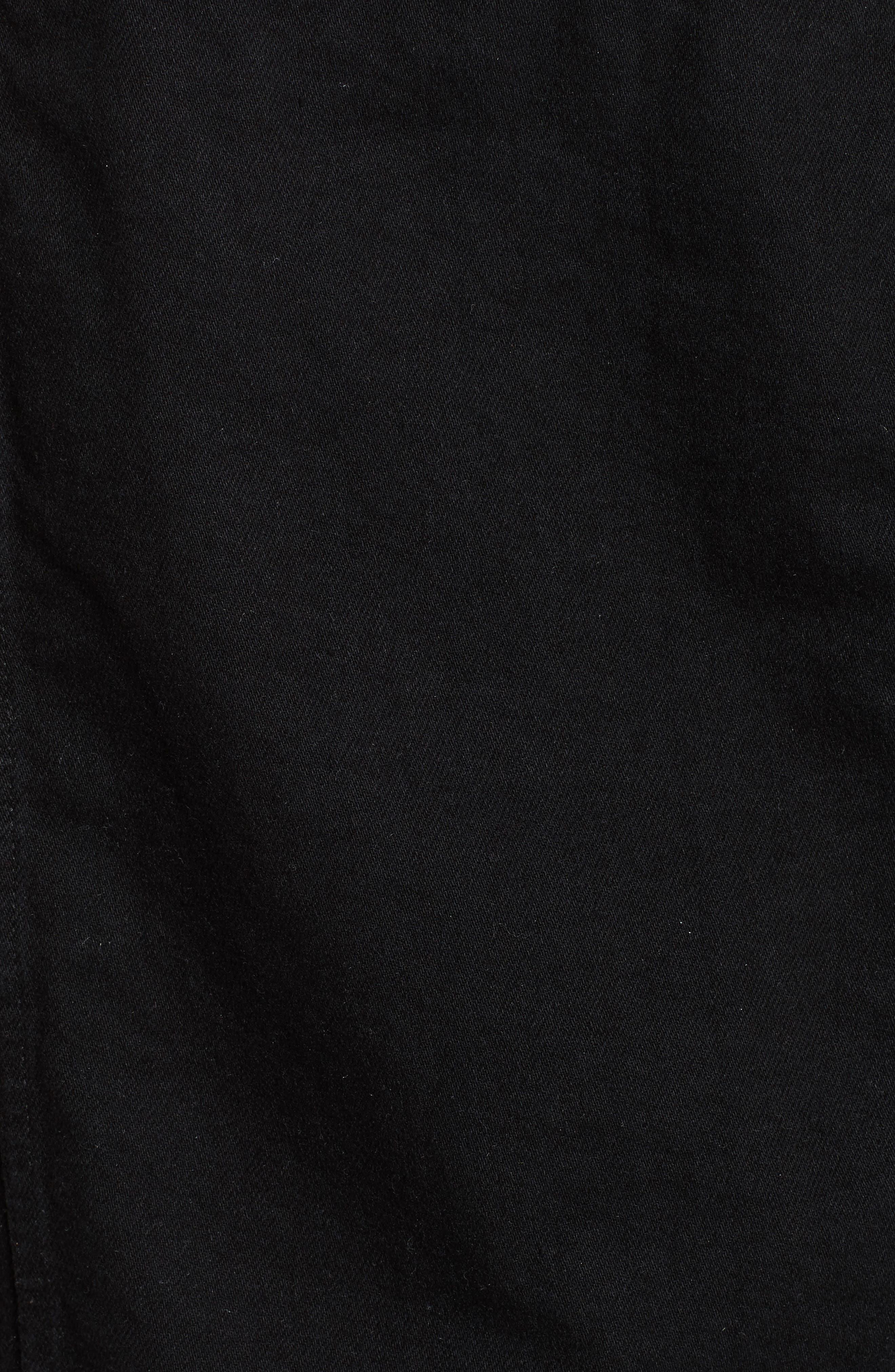 Denim Jacket,                             Alternate thumbnail 7, color,                             001