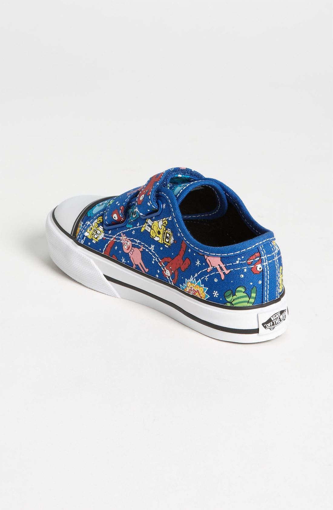 'Big School - Yo Gabba Gabba!<sup>™</sup>' Sneaker,                             Alternate thumbnail 2, color,                             400