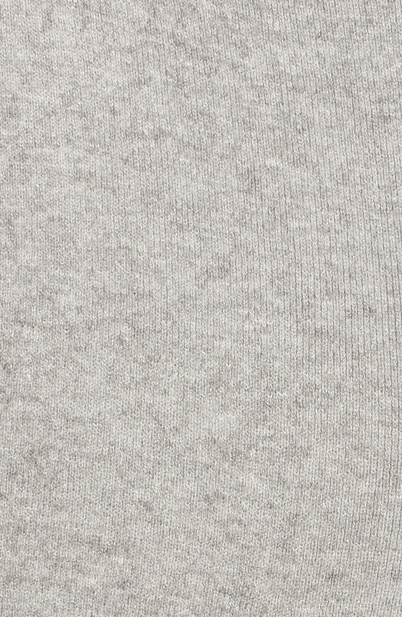 Crop Knit Jumpsuit,                             Alternate thumbnail 5, color,                             020