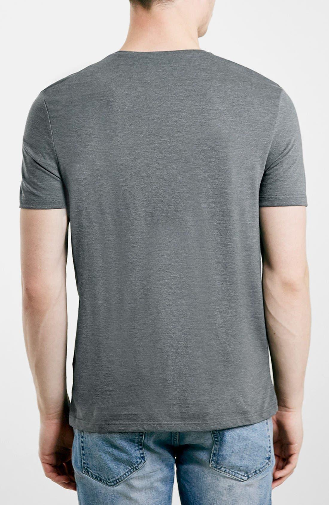 Slim Fit Crewneck T-Shirt,                             Alternate thumbnail 226, color,