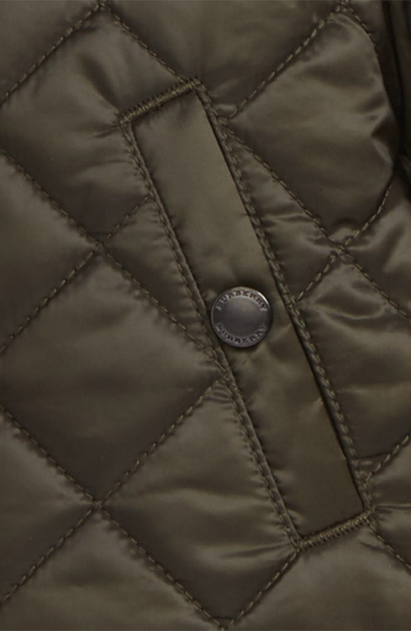 Mini Luke Quilted Jacket,                             Alternate thumbnail 2, color,