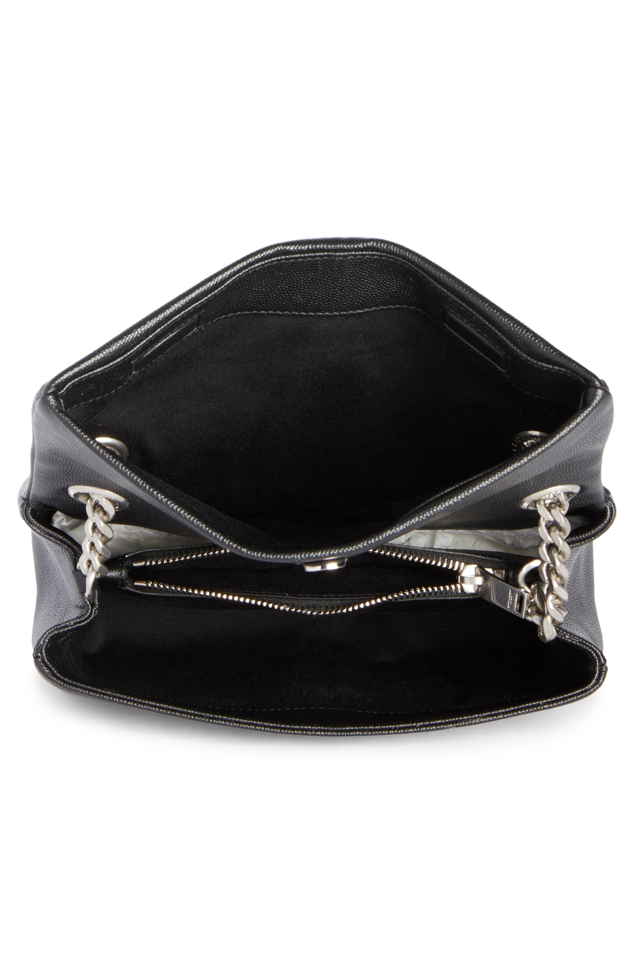 West Hollywood Calfskin Leather Messenger Bag,                             Alternate thumbnail 13, color,