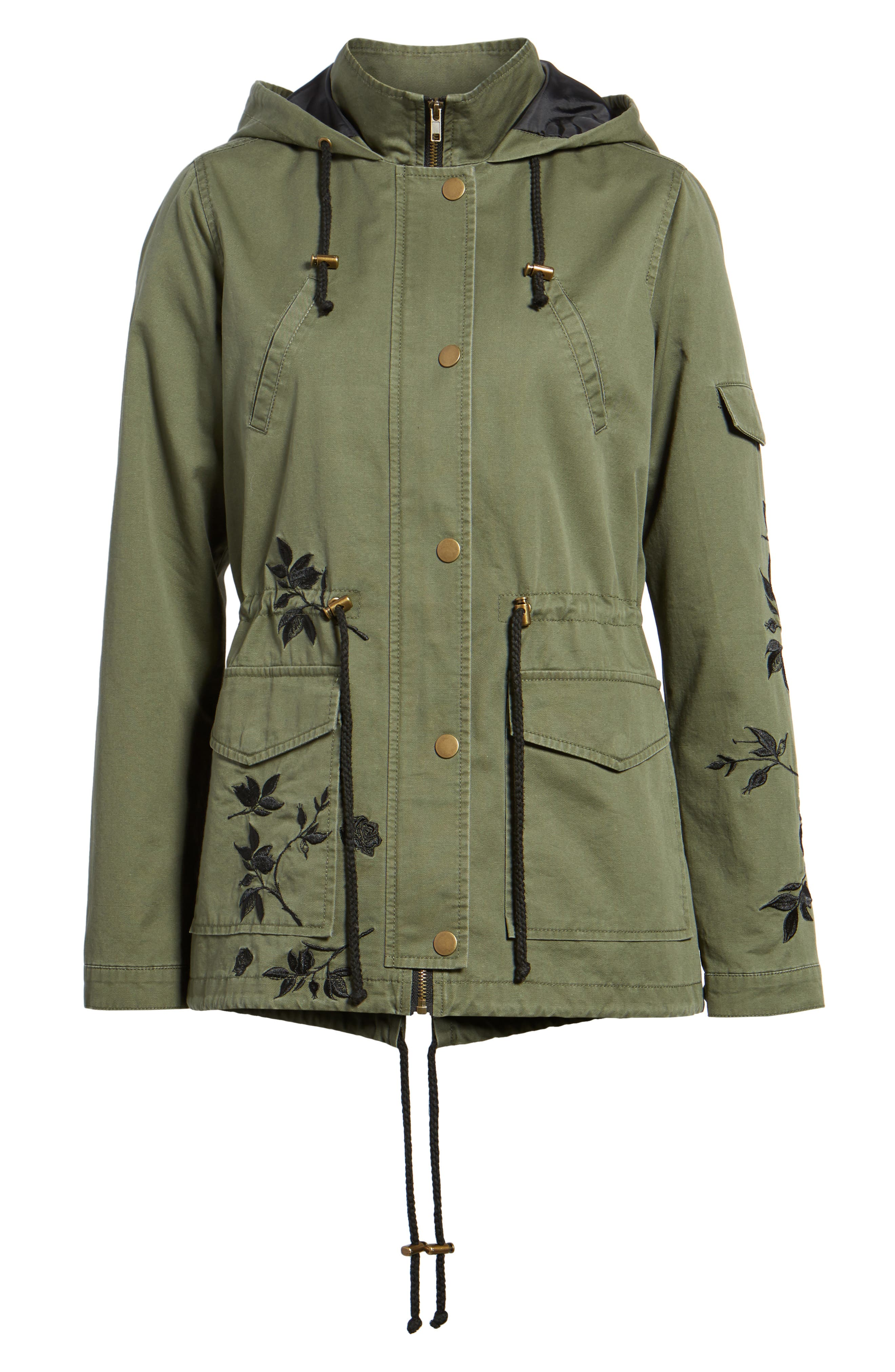 Embroidered Jacket,                             Alternate thumbnail 5, color,                             300