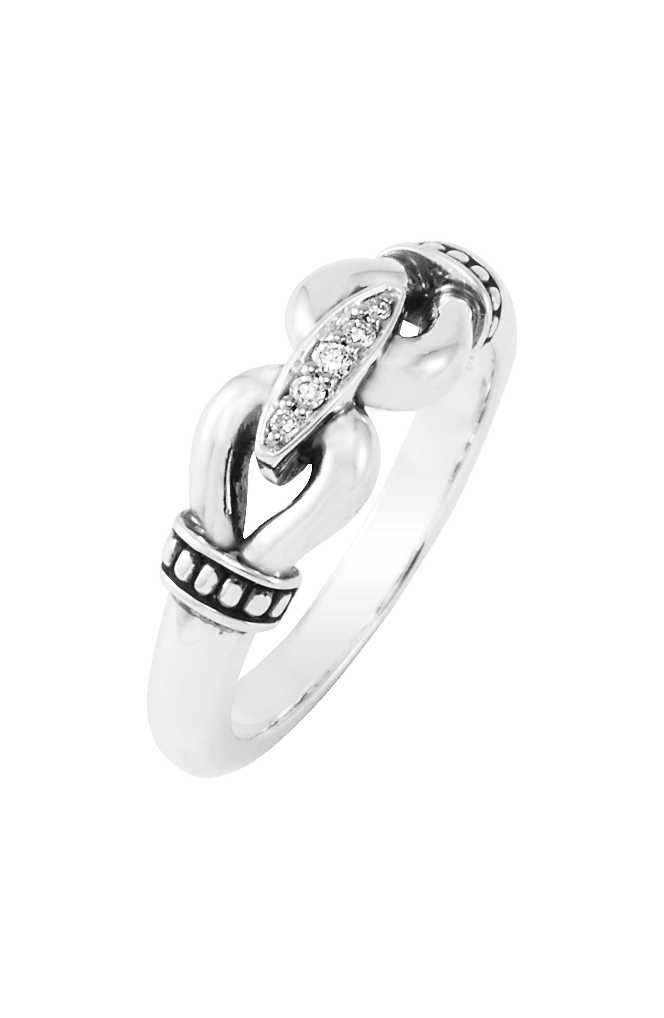 'Derby' Small Diamond Ring,                             Alternate thumbnail 2, color,                             040