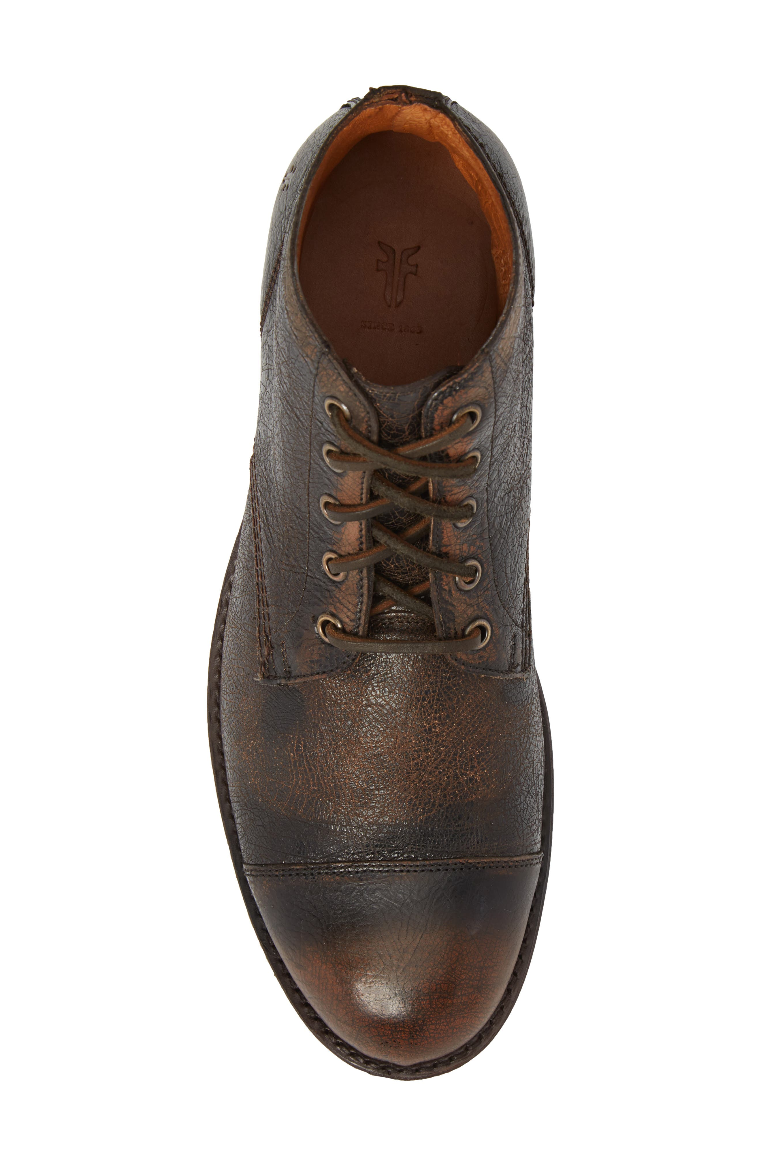 Will Chukka Boot,                             Alternate thumbnail 5, color,                             DARK BROWN LEATHER