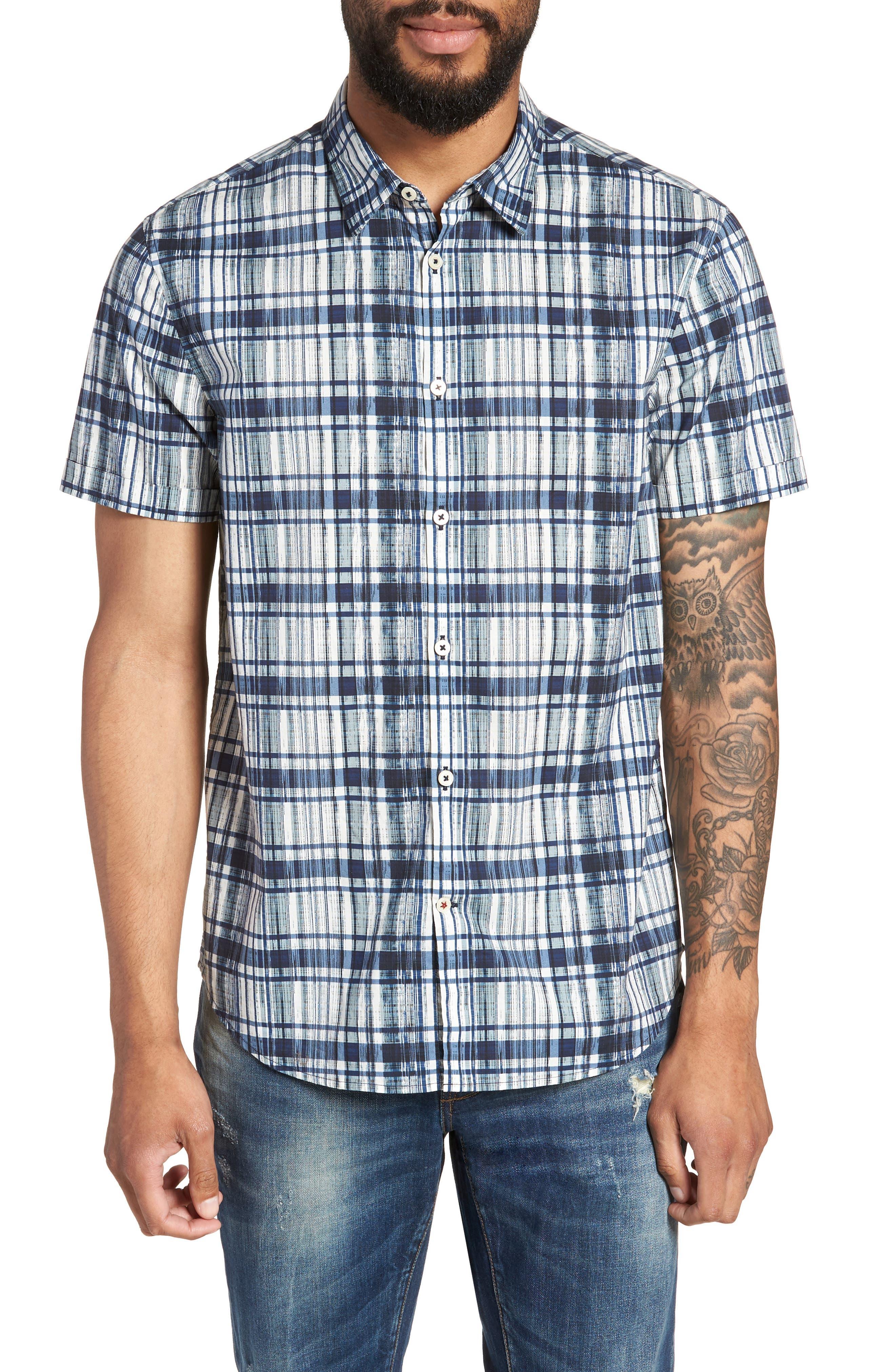 Regular Fit Sport Shirt,                         Main,                         color, 417