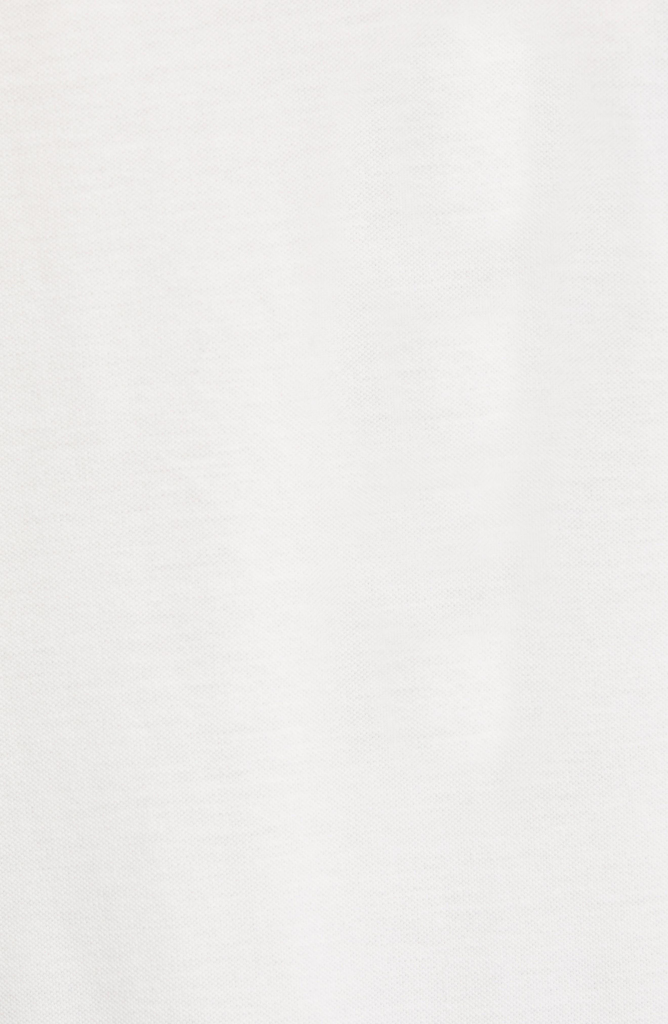 Piqua Pocket T-Shirt,                             Alternate thumbnail 5, color,                             WHITE