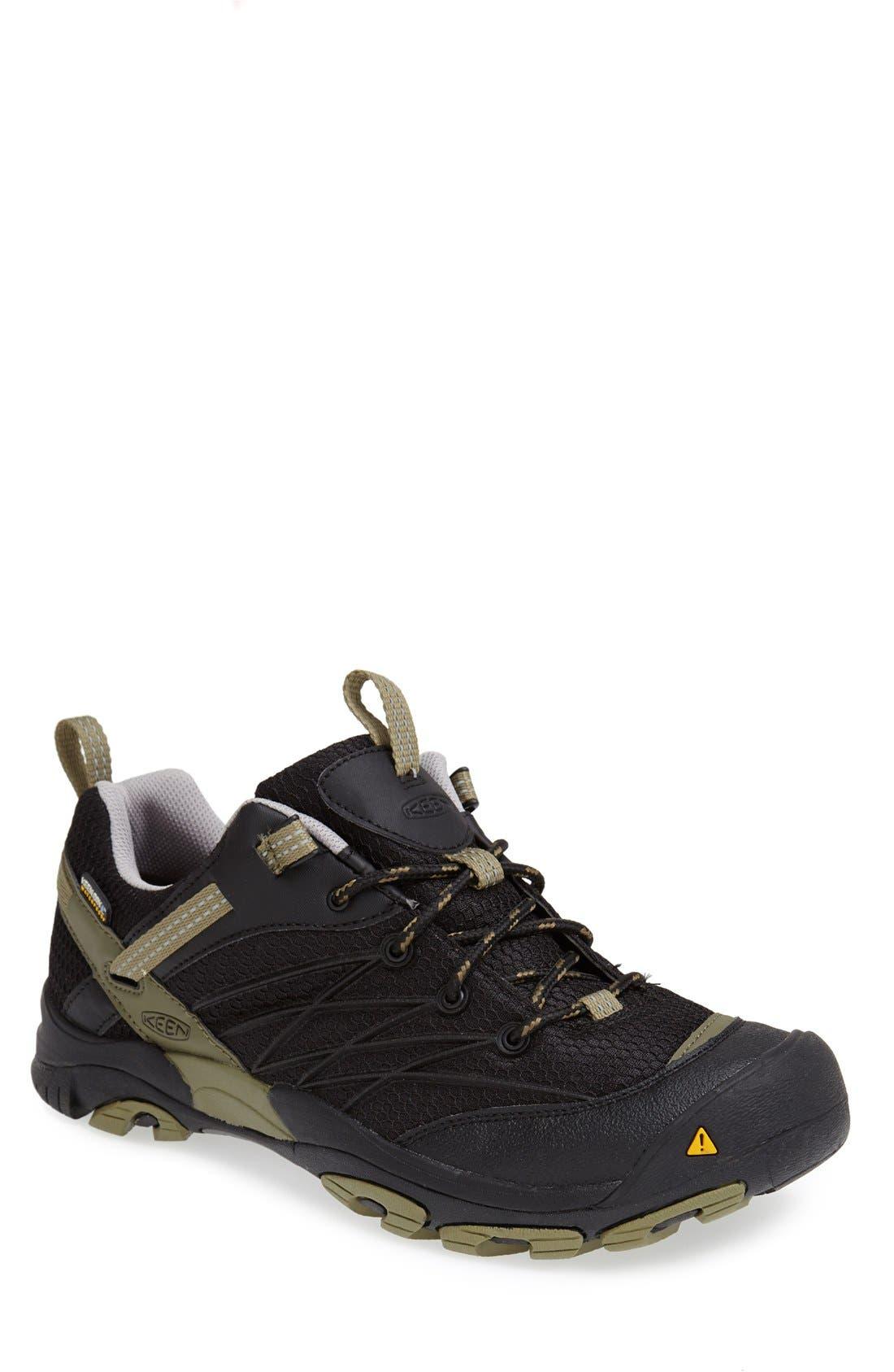 'Marshall WP' Hiking Shoe,                             Main thumbnail 1, color,                             001