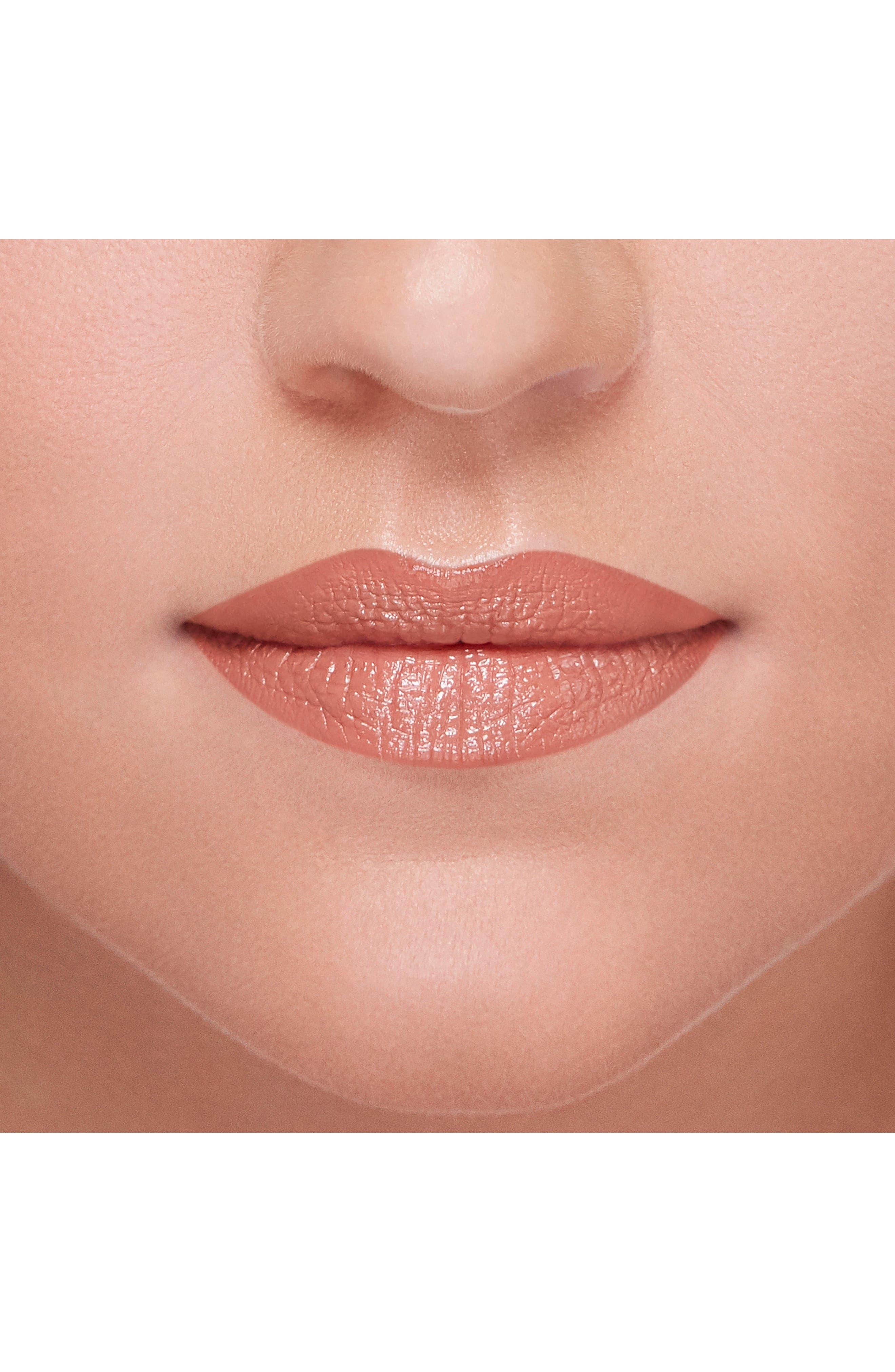 Natural Nudes Lipstick,                             Alternate thumbnail 7, color,                             NIP SLIP