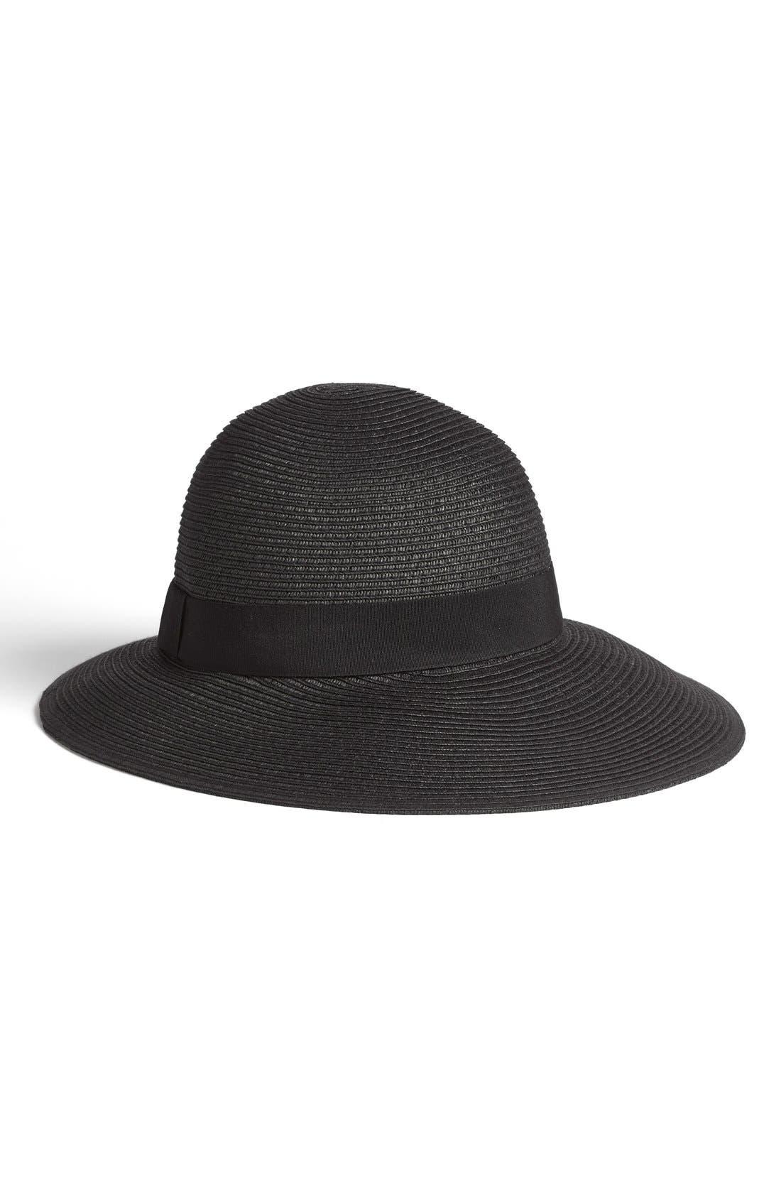 Wide Brim Sun Hat,                             Main thumbnail 2, color,