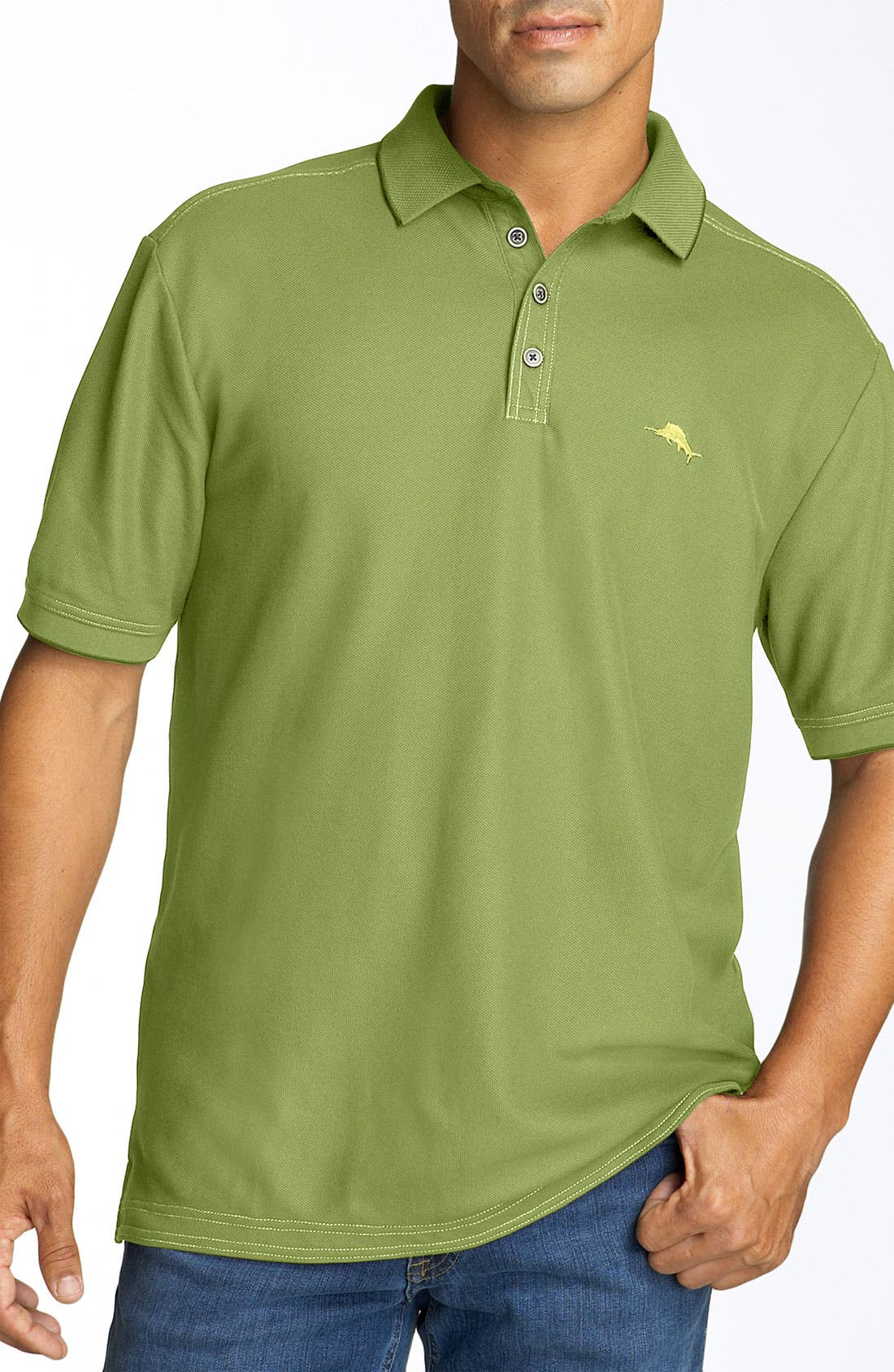 'The Emfielder' Original Fit Piqué Polo,                             Main thumbnail 38, color,