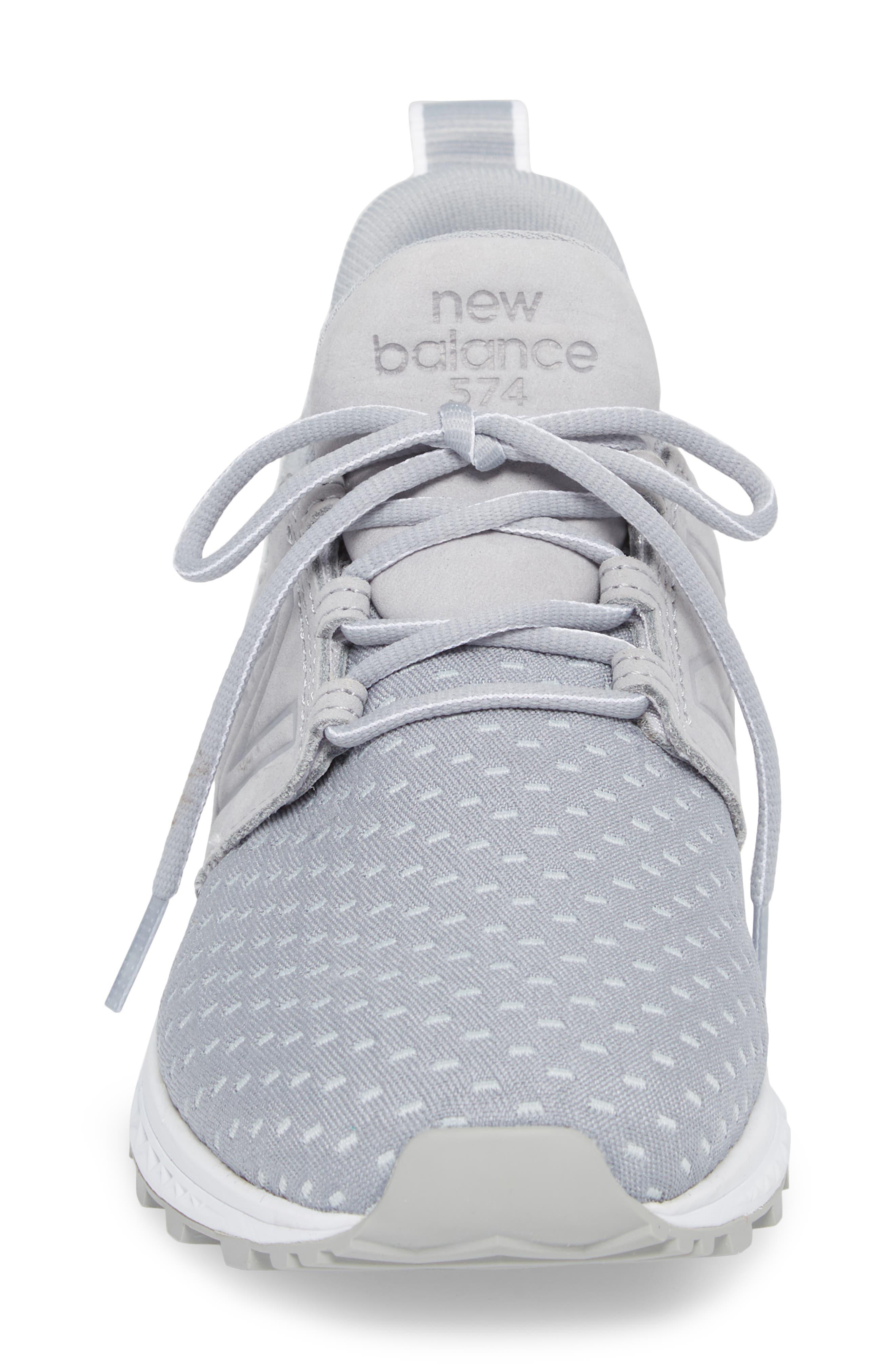 574 Sport Decon Fresh Foam Sneaker,                             Alternate thumbnail 4, color,                             097