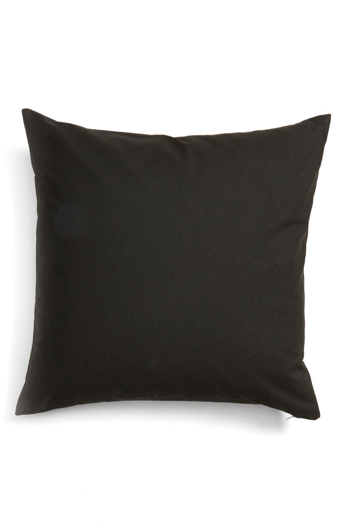 'ampersand' pillow,                             Alternate thumbnail 2, color,                             001