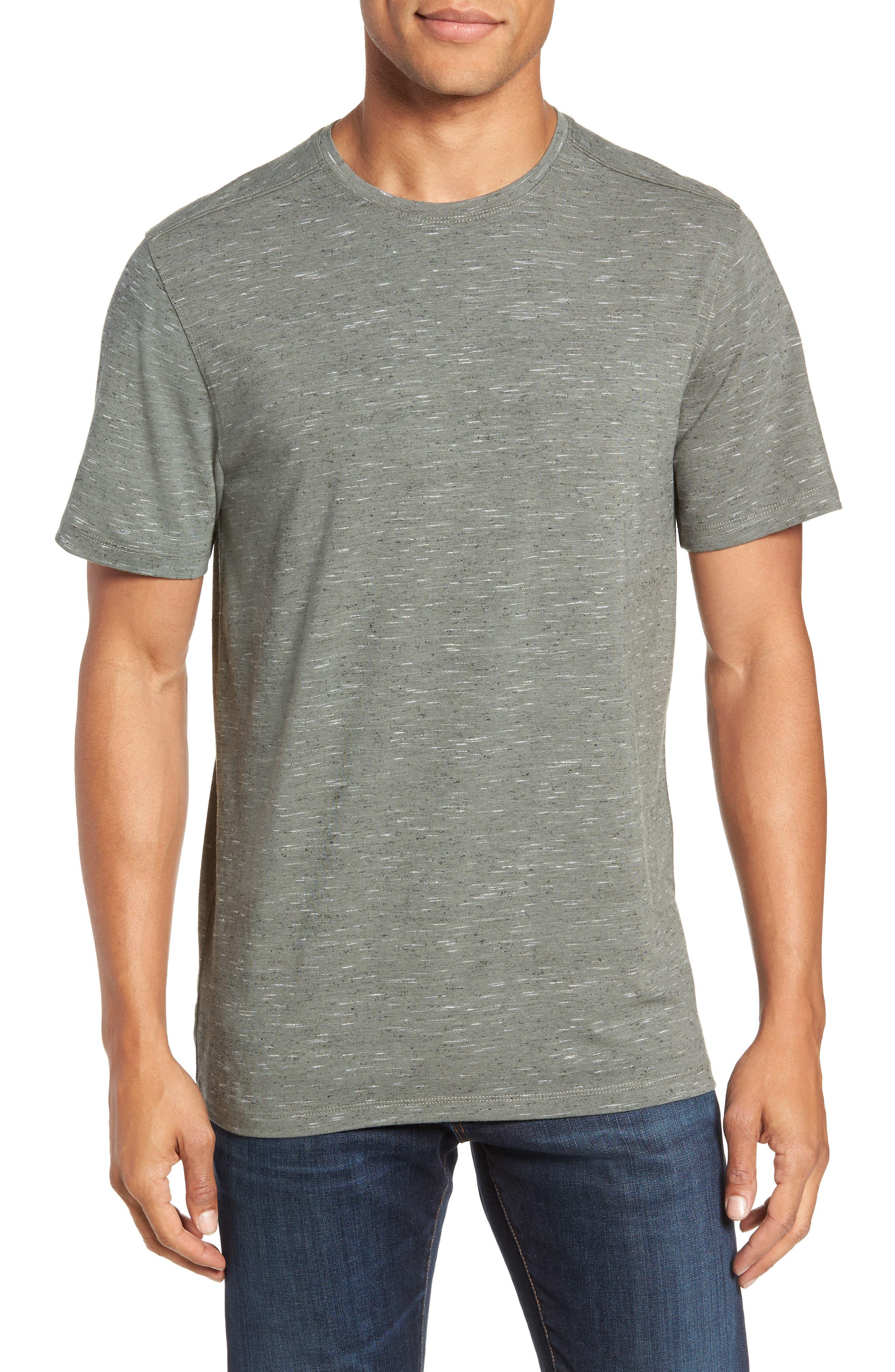 Neppy Crewneck T-Shirt,                         Main,                         color, GREY LUNAR NEP