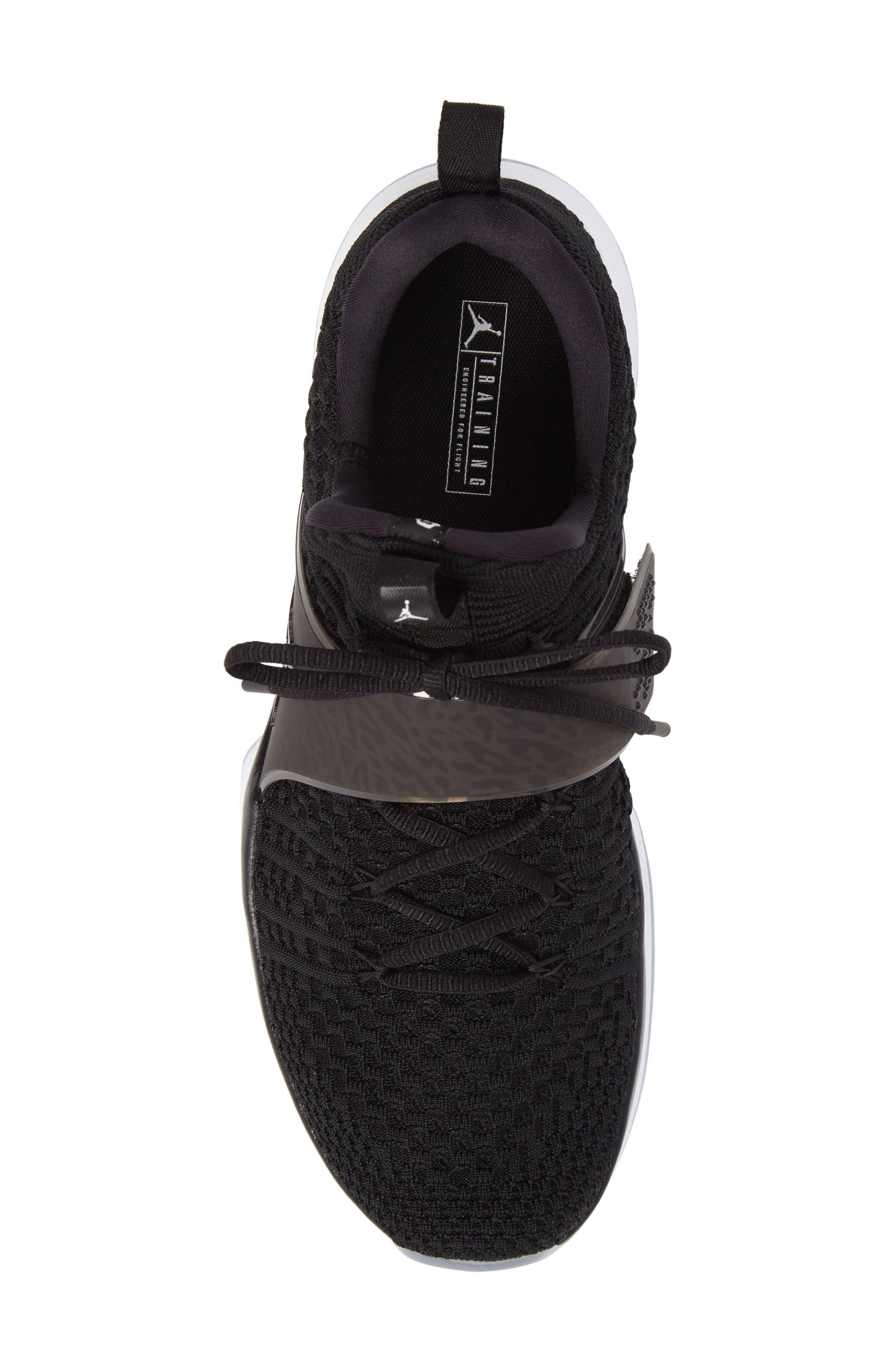 Jordan Flyknit Trainer 2 Low Sneaker,                             Alternate thumbnail 21, color,