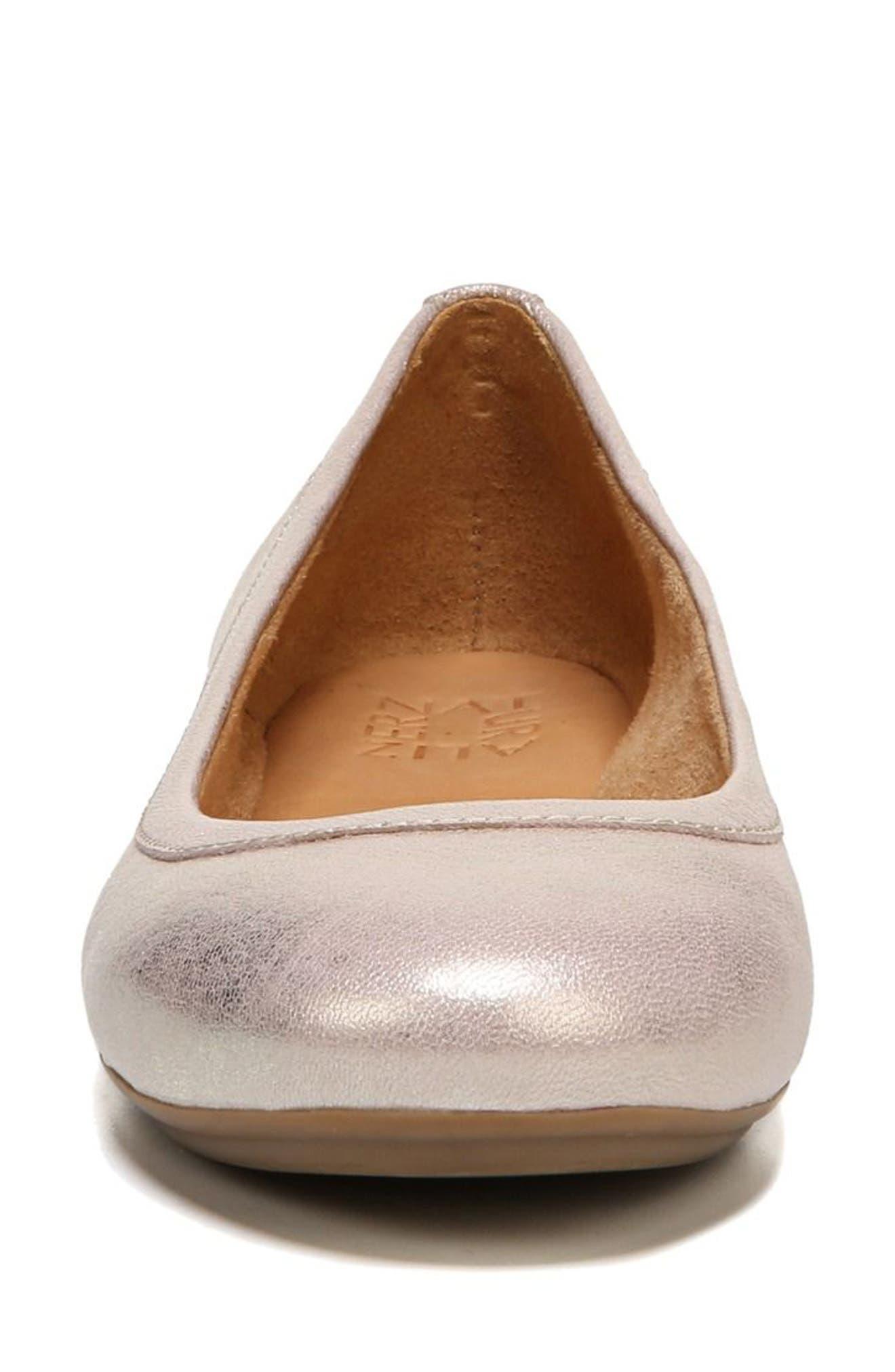 Brittany Ballet Flat,                             Alternate thumbnail 43, color,