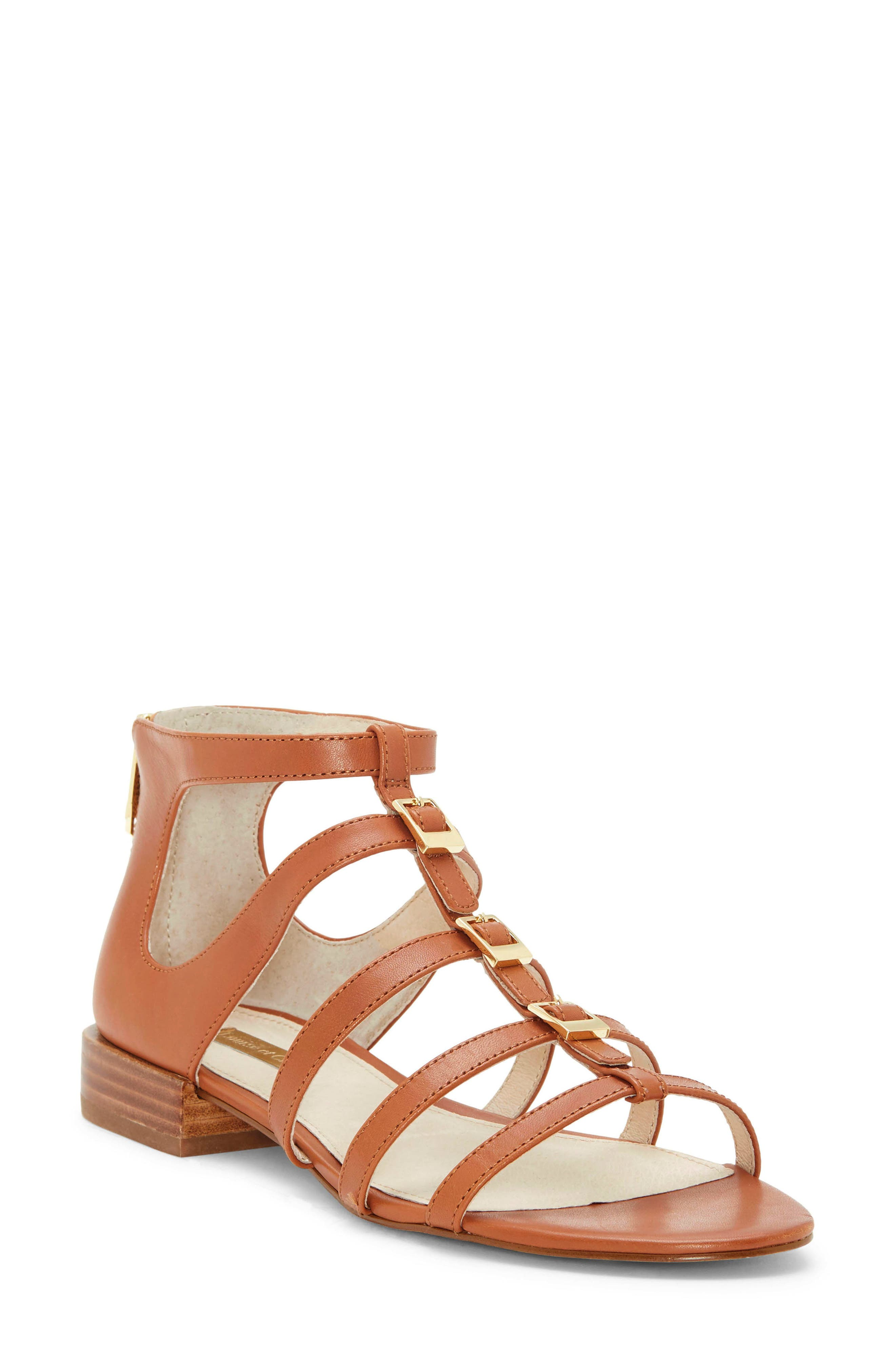 Louise Et Cie Arely Strappy Sandal, Brown