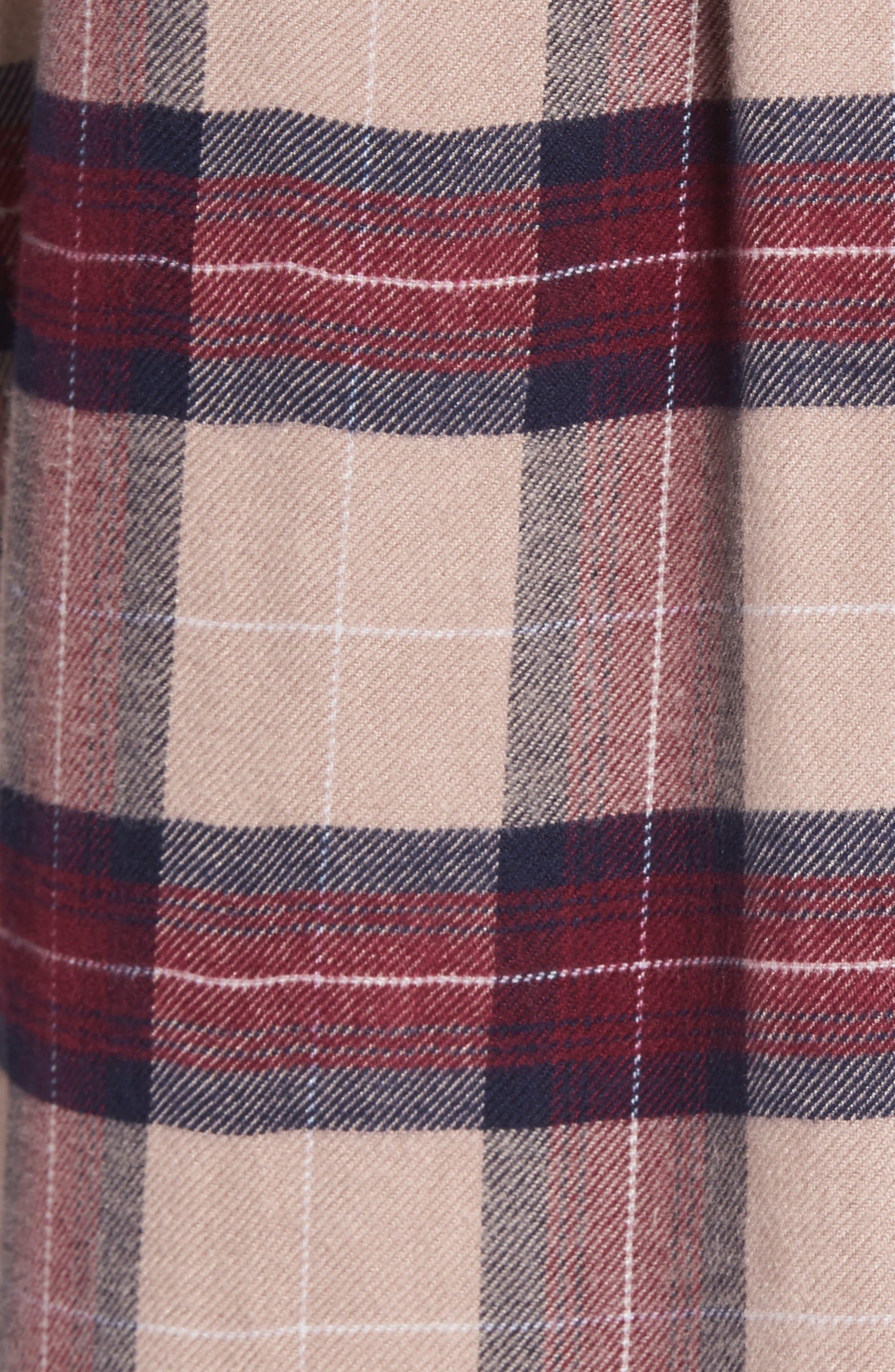 Hunter Plaid Shirt,                             Alternate thumbnail 582, color,