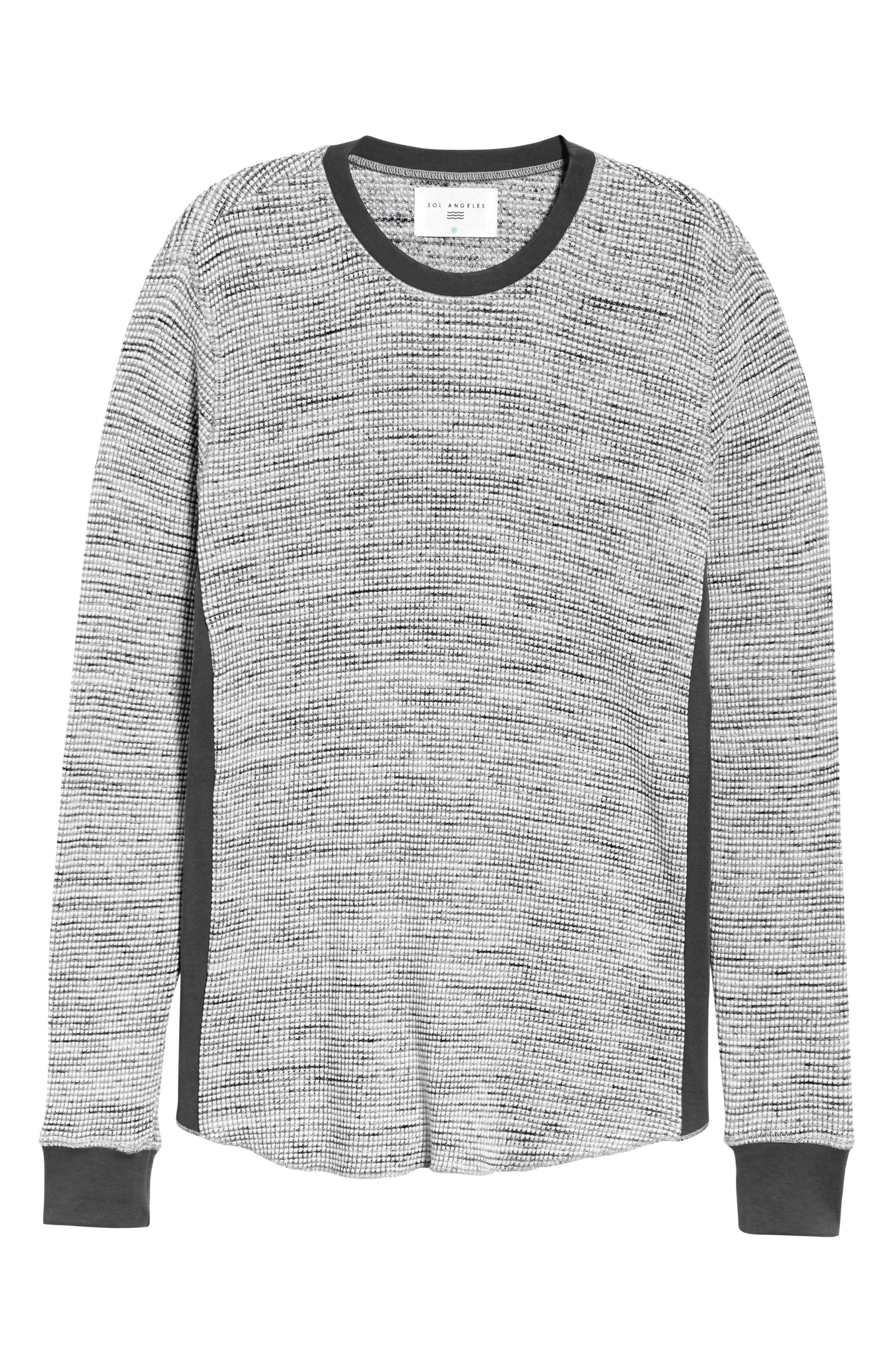 Neps Longline Thermal Shirt,                             Alternate thumbnail 6, color,                             020