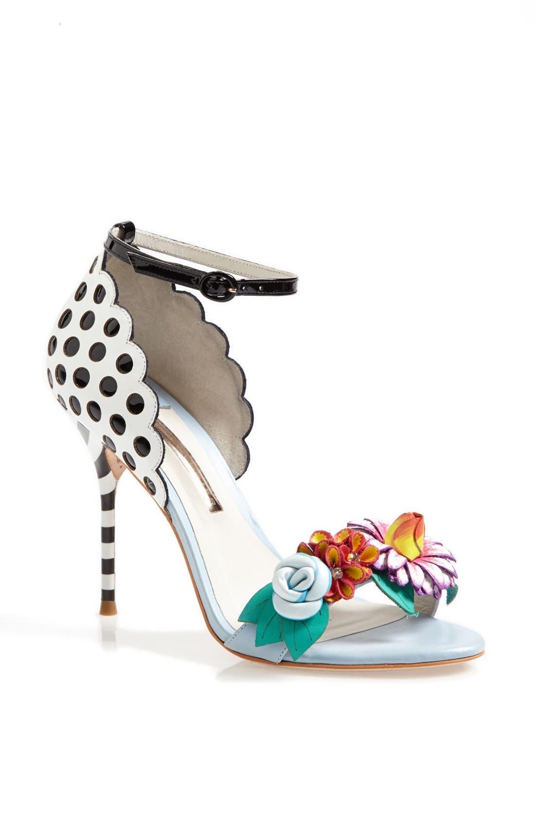 'Lilico' Sandal, Main, color, 400