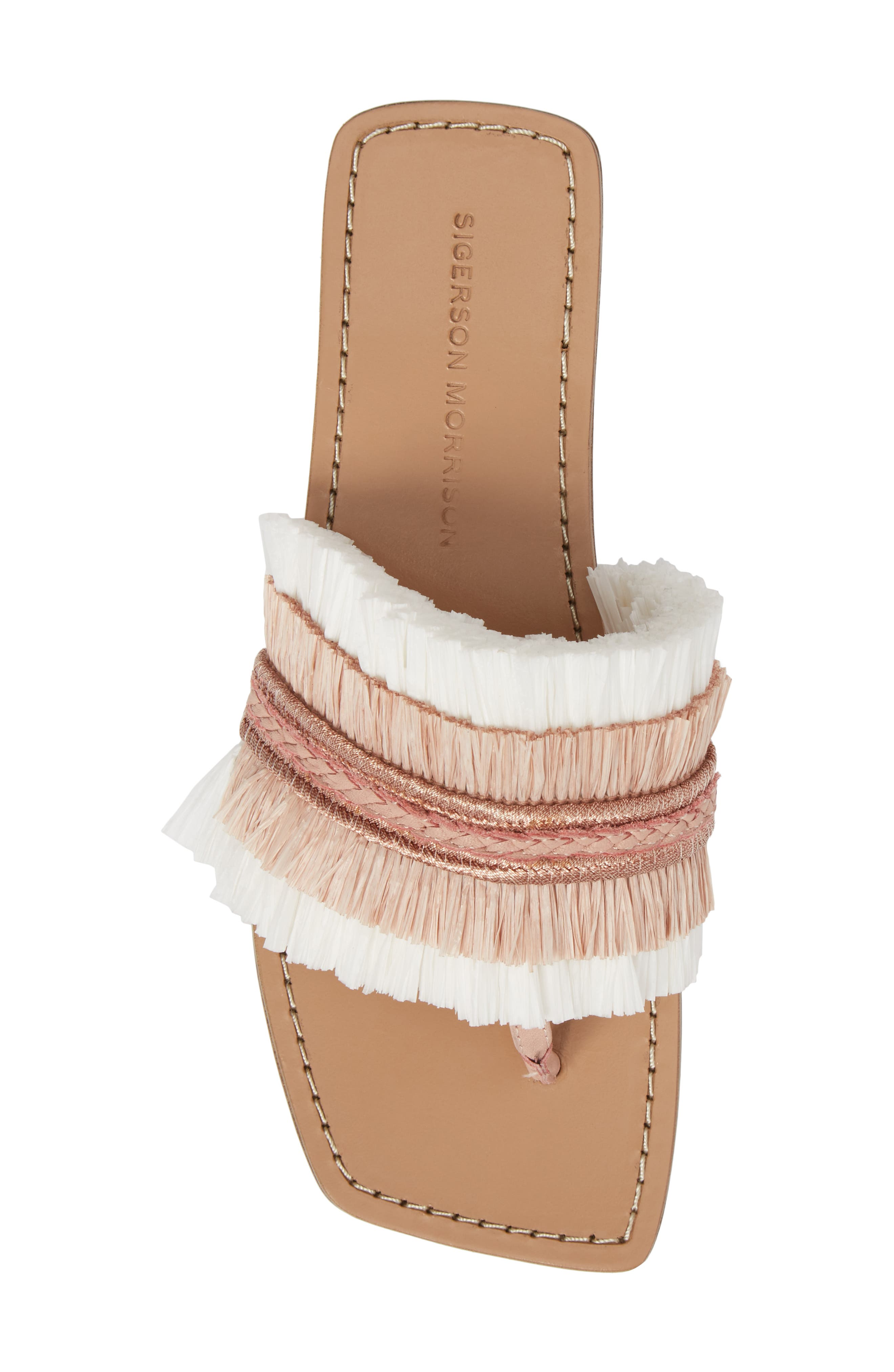 Woven Sandal,                             Alternate thumbnail 5, color,                             697