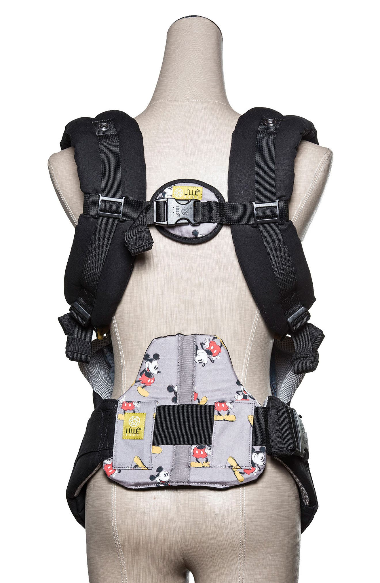x Disney<sup>®</sup> Complete All Seasons - Mickey Mouse Classic Baby Carrier,                             Alternate thumbnail 2, color,                             001