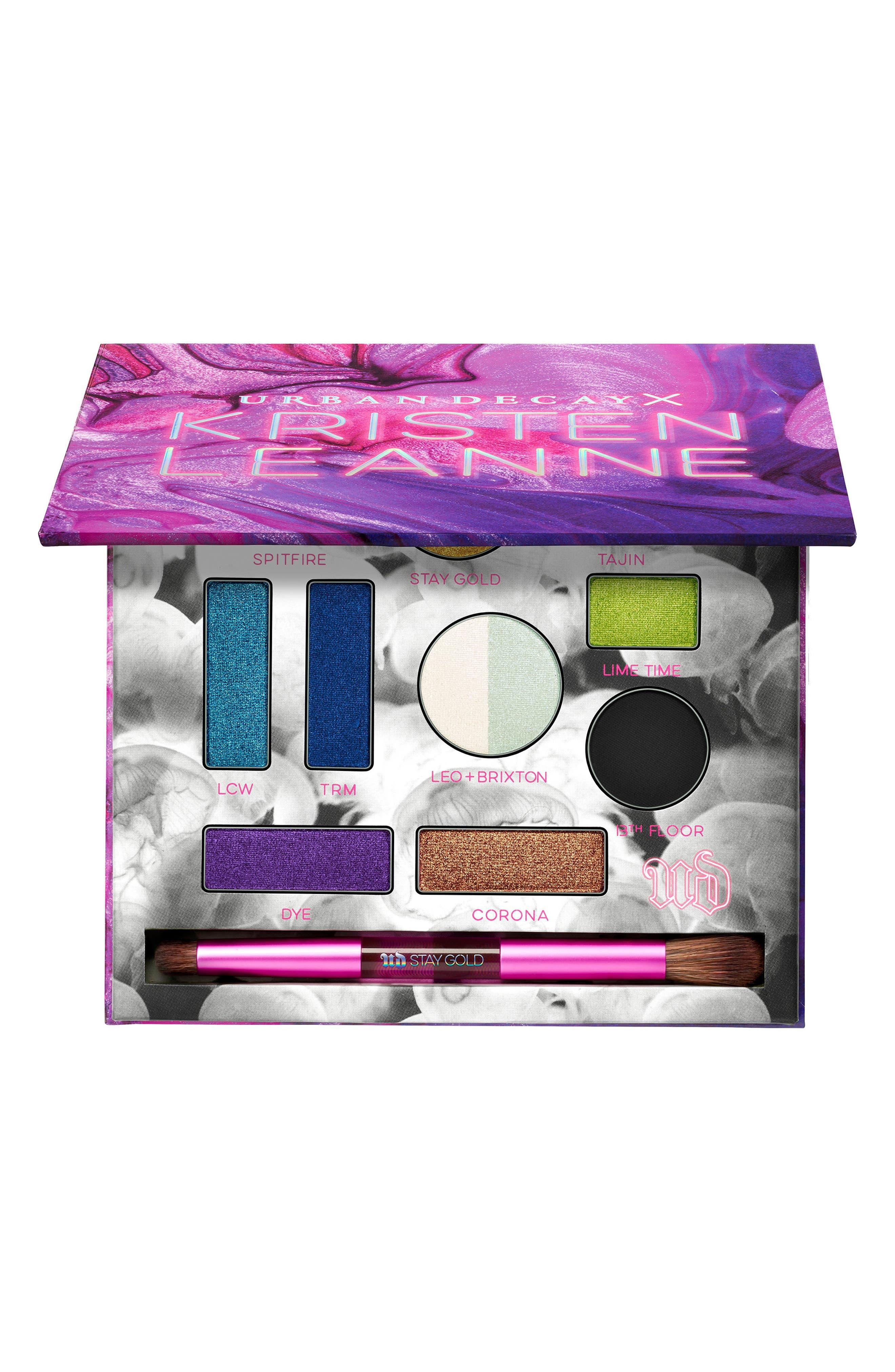 UD x Kristen Leanne Kaleidoscope Dream Eyeshadow Palette,                             Alternate thumbnail 6, color,                             960