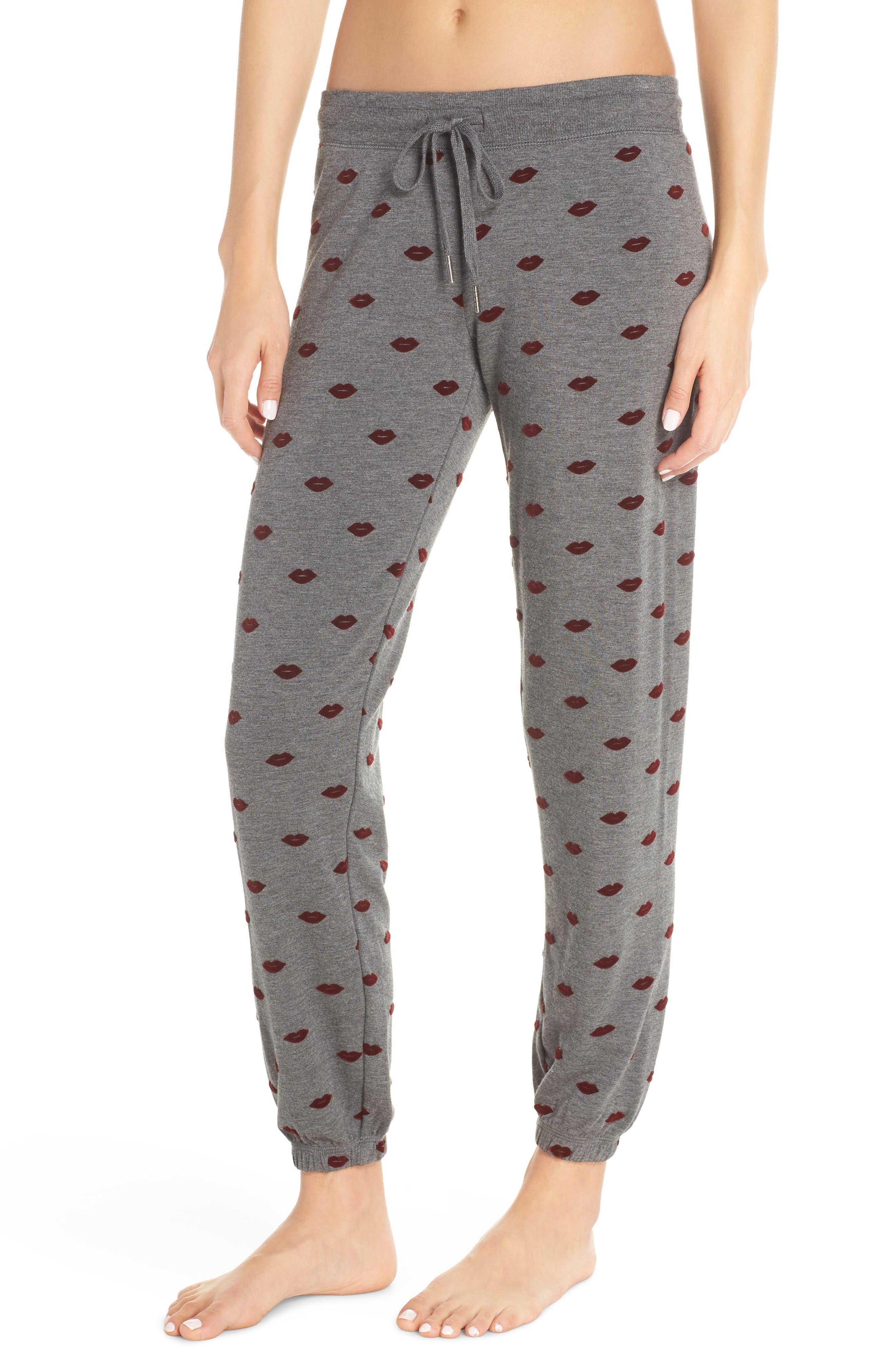Loved Jogger Pants, Main, color, H. GREY