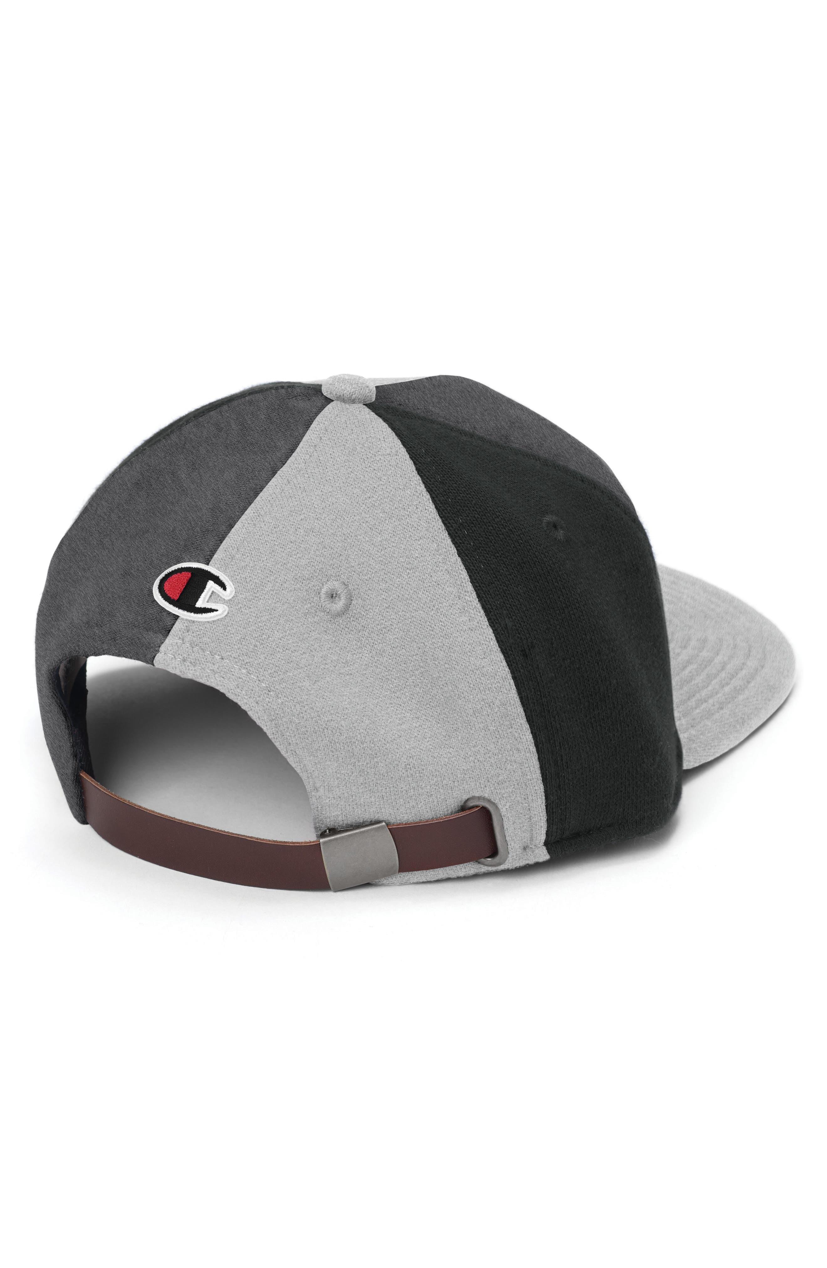 Colorblock Baseball Cap,                             Alternate thumbnail 2, color,                             020