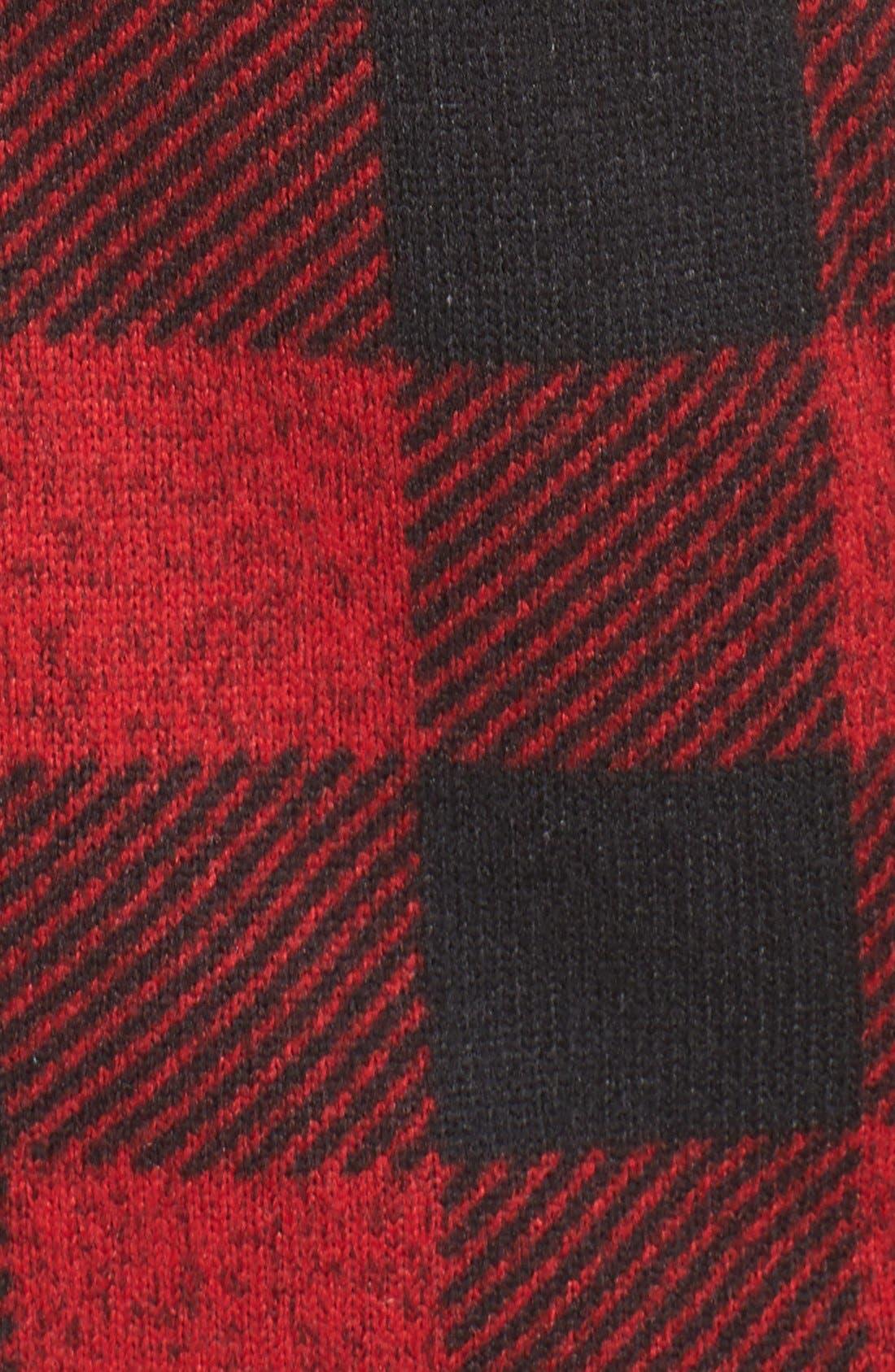 'Crescent' Fleece Jacket,                             Alternate thumbnail 28, color,