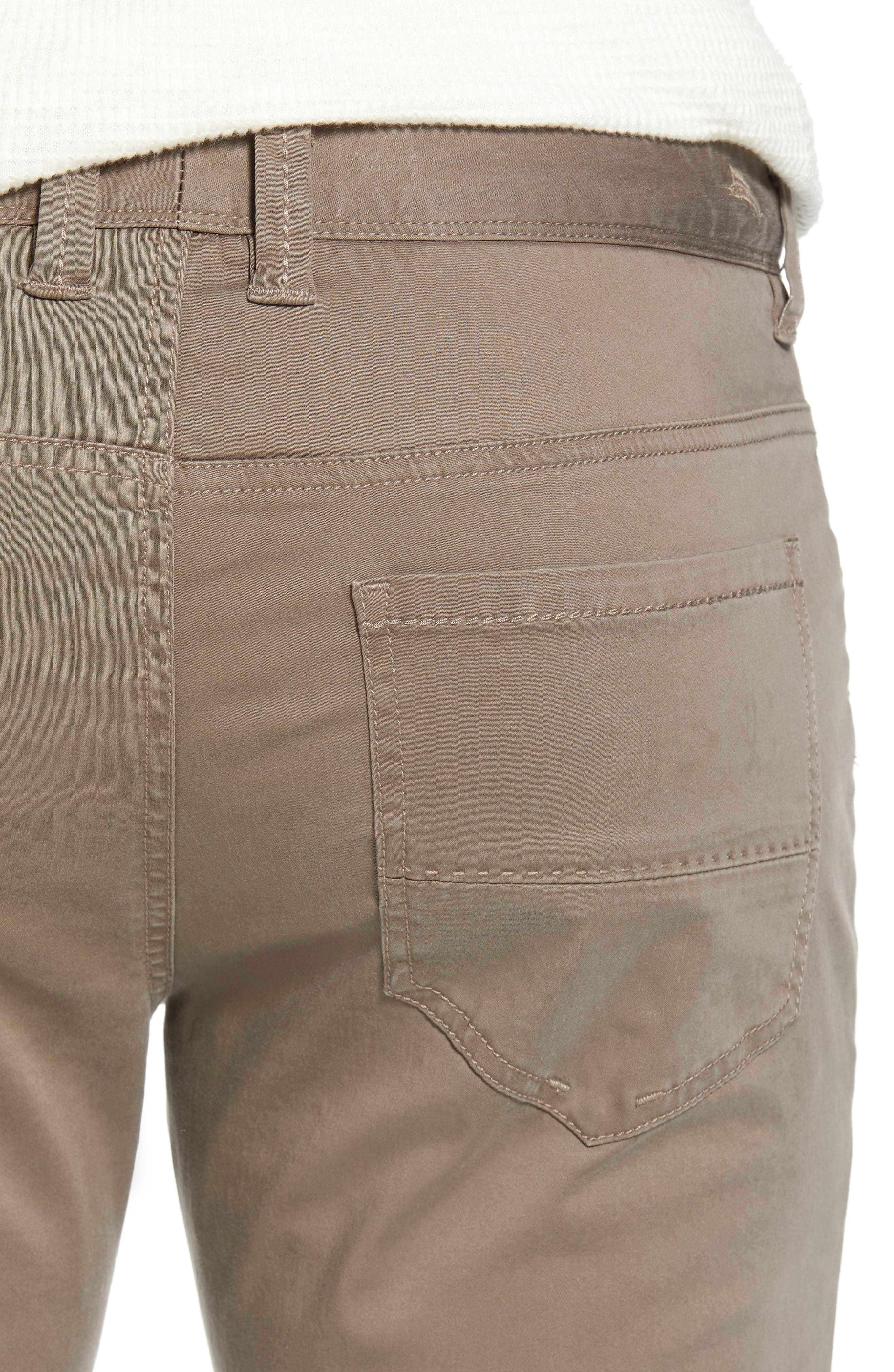 Boracay Pants,                             Alternate thumbnail 4, color,                             BISON