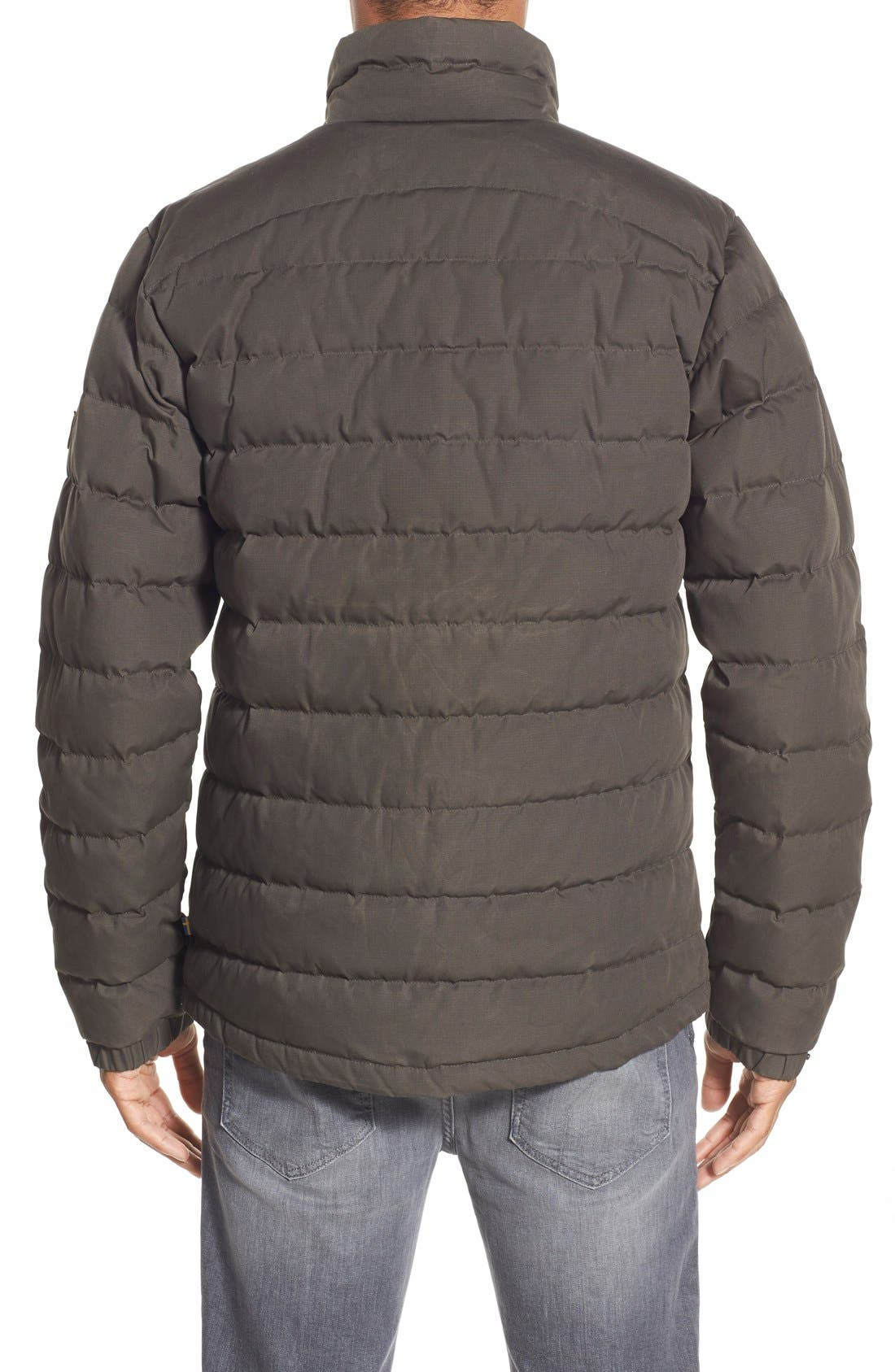 'Ovik Lite' Quilted Down Jacket,                             Alternate thumbnail 3, color,                             023