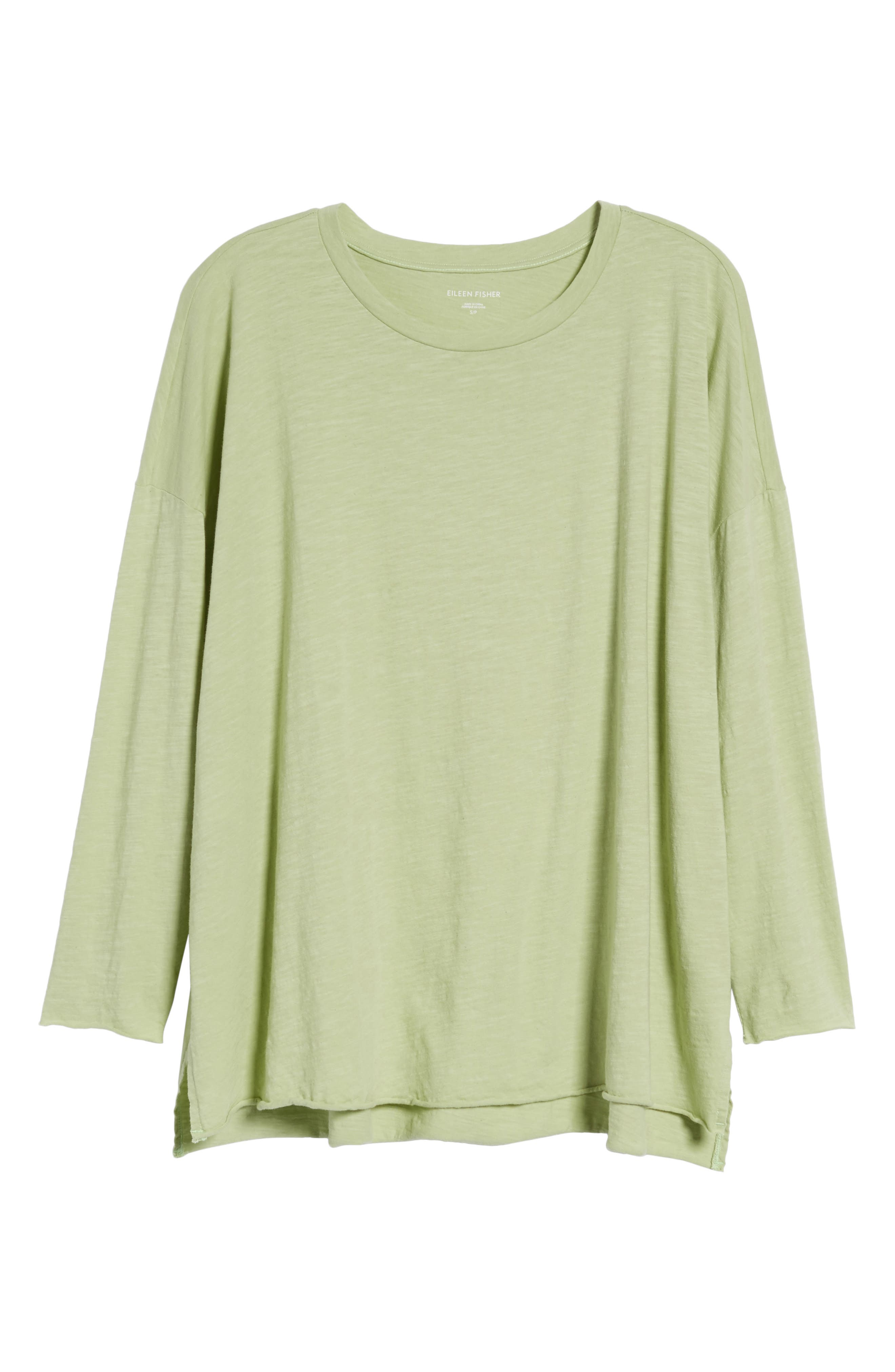 Organic Cotton Knit Top,                             Alternate thumbnail 49, color,
