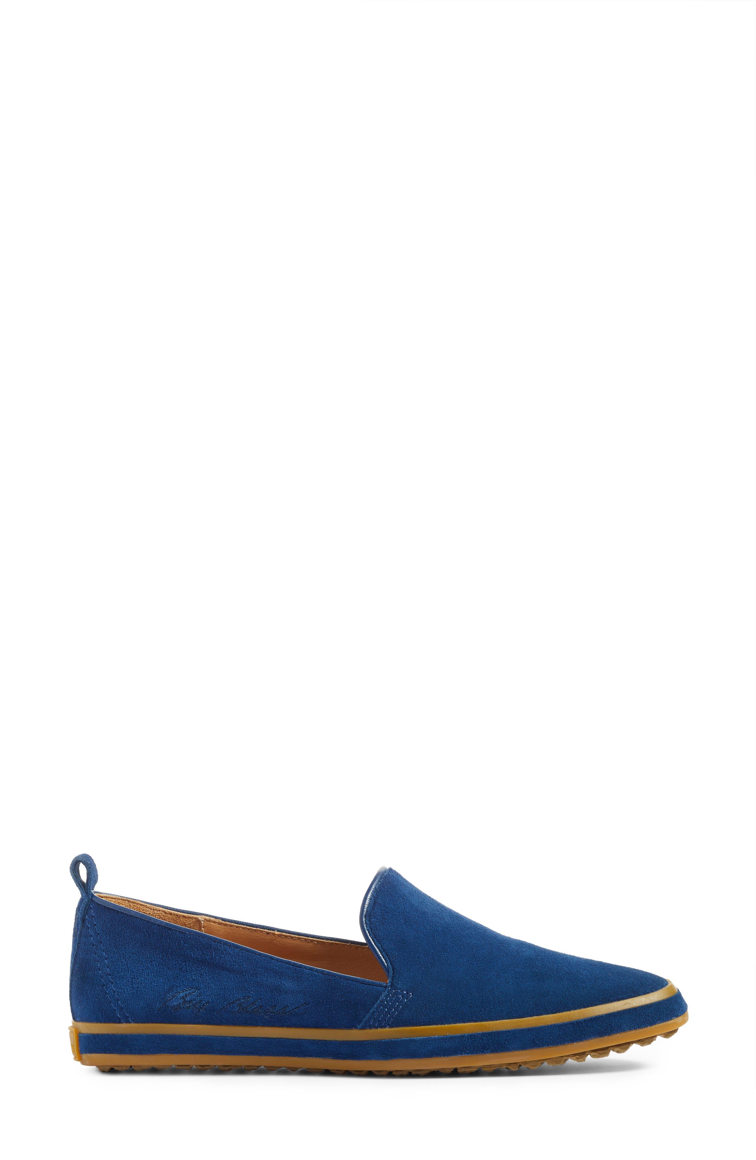 Sutton Slip-On Loafer,                             Alternate thumbnail 3, color,                             411