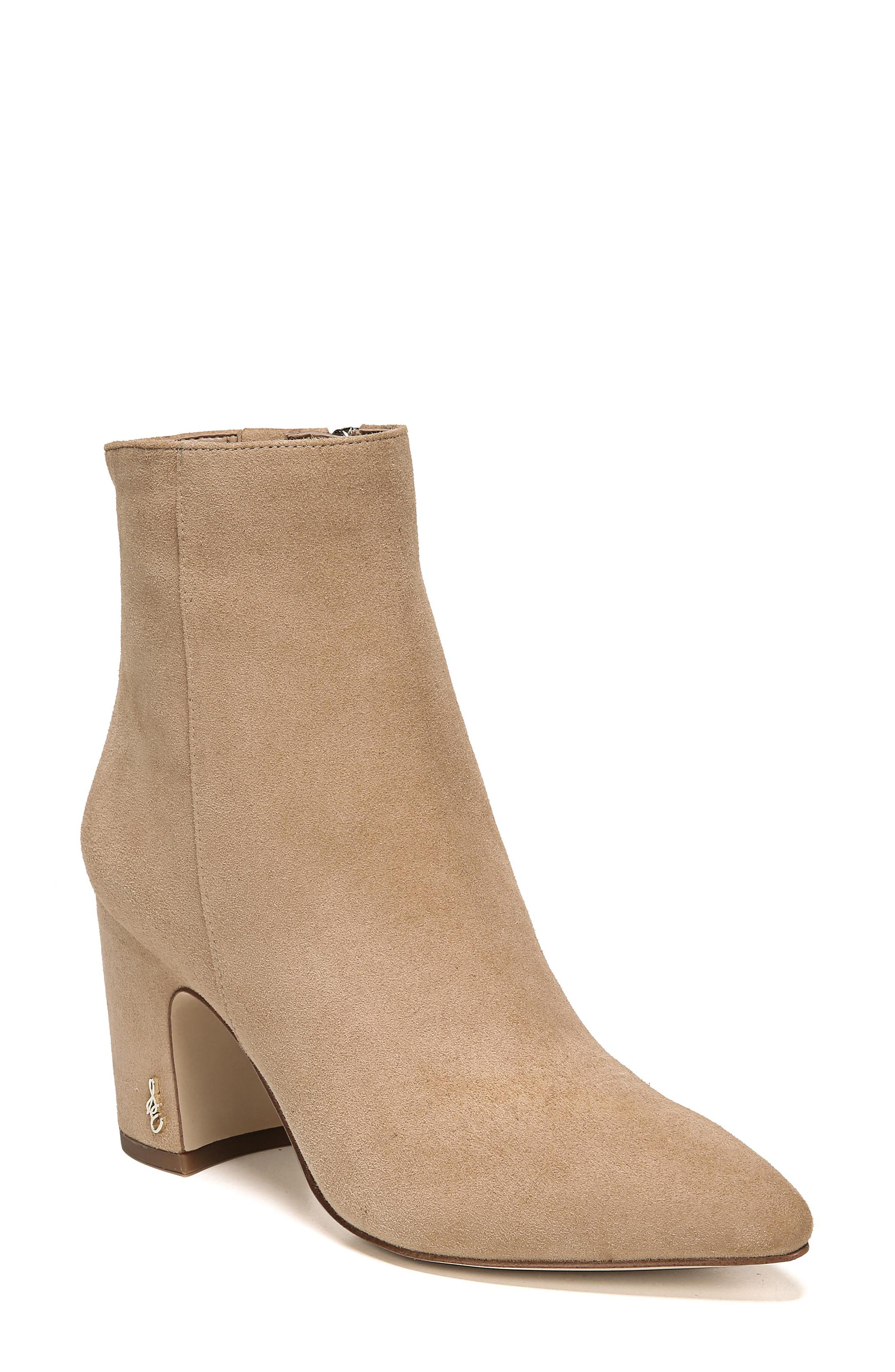 Sam Edelman Hilty Bootie, Brown