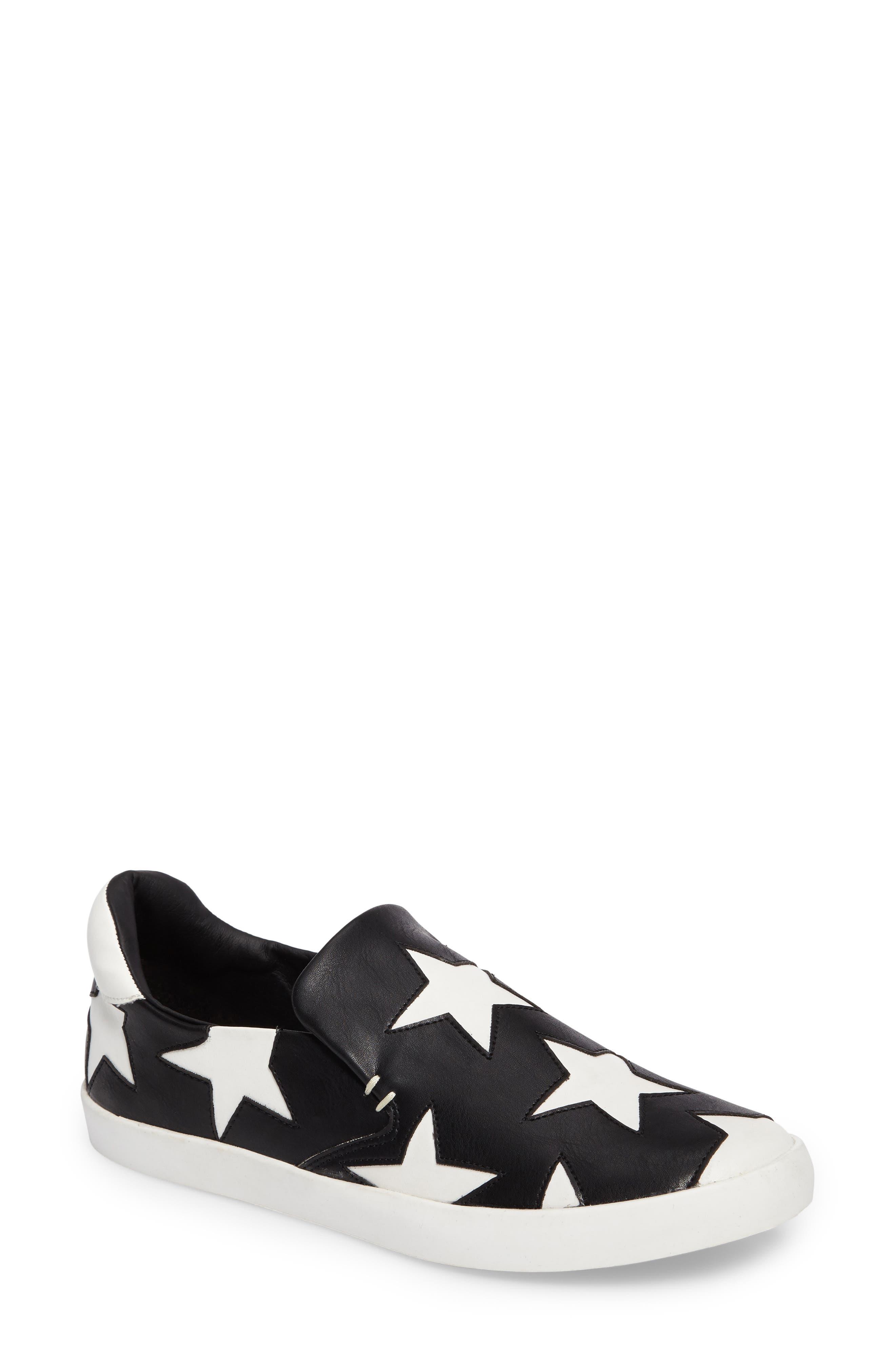 Highlight Slip-On Star Sneaker,                         Main,                         color, 015
