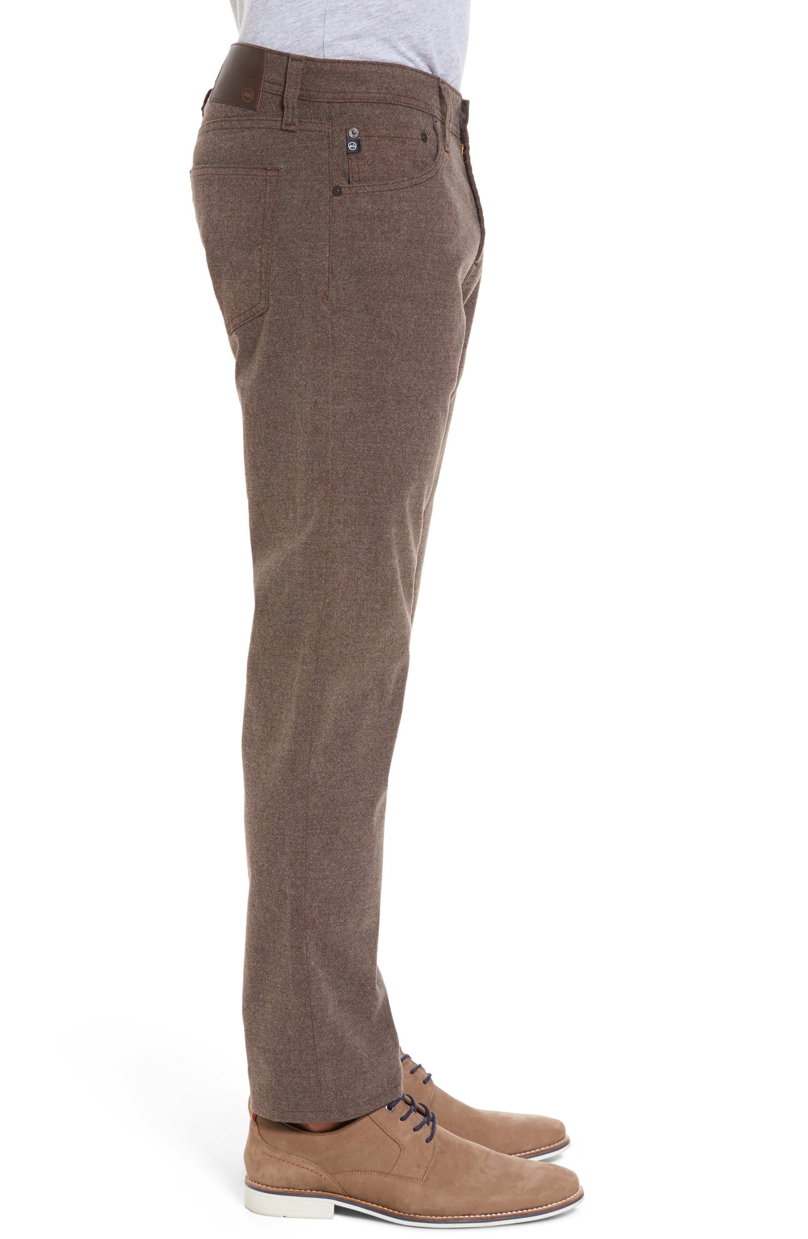Tellis Slim Fit Five-Pocket Pants,                             Alternate thumbnail 11, color,
