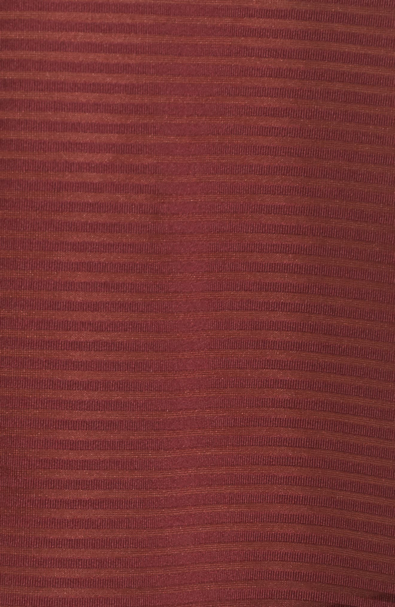 Mix It Up Tank,                             Alternate thumbnail 5, color,                             RED TANNIN