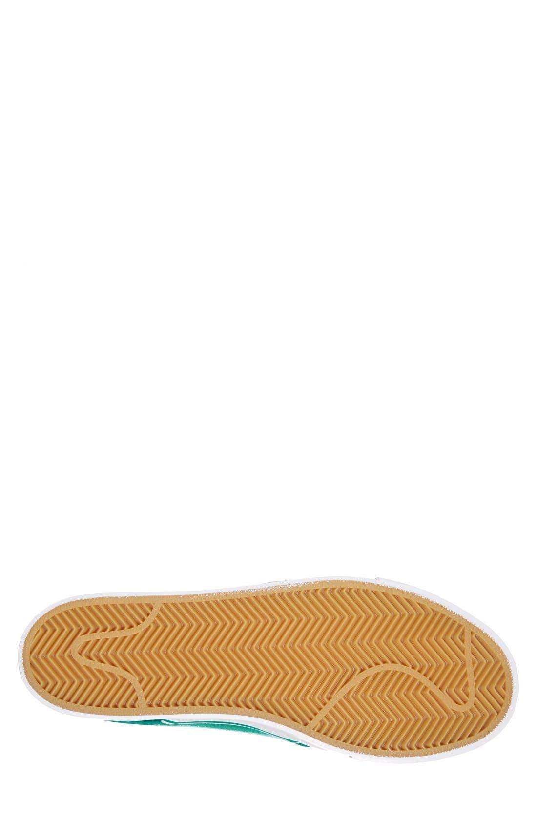 Zoom - Stefan Janoski SB Canvas Skate Shoe,                             Alternate thumbnail 159, color,