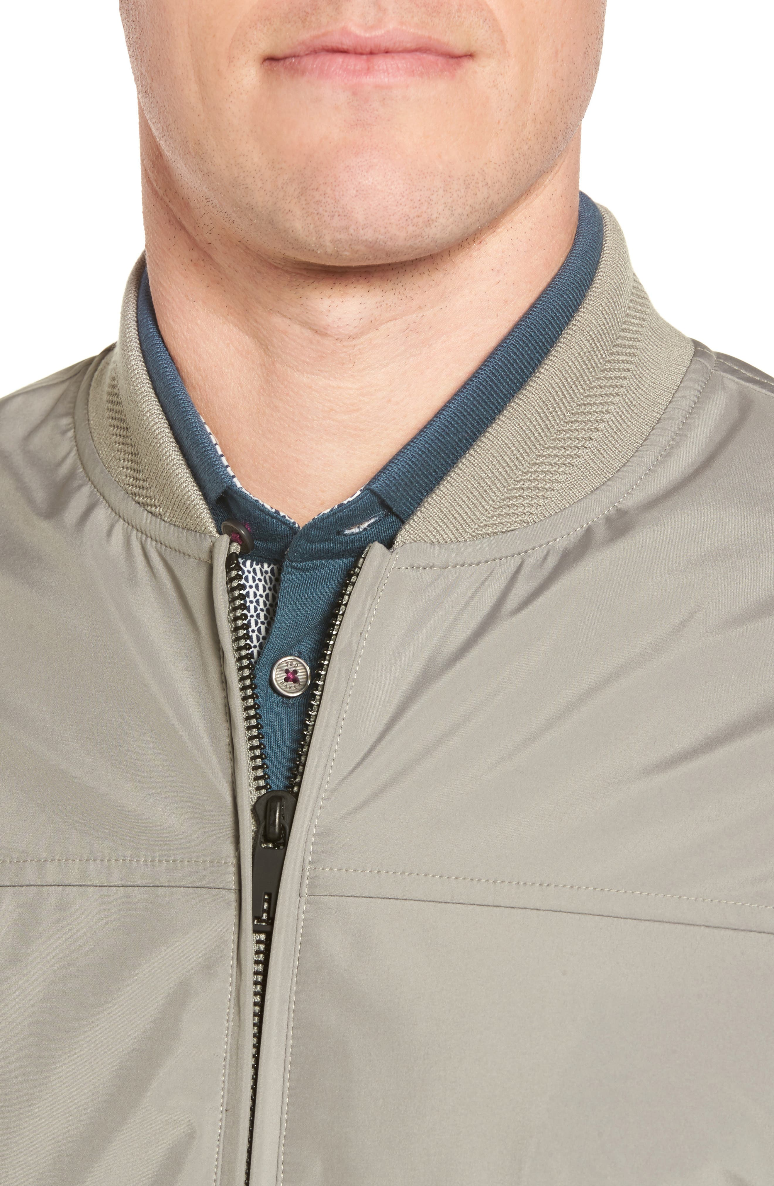 Ohta Bomber Jacket,                             Alternate thumbnail 4, color,                             030