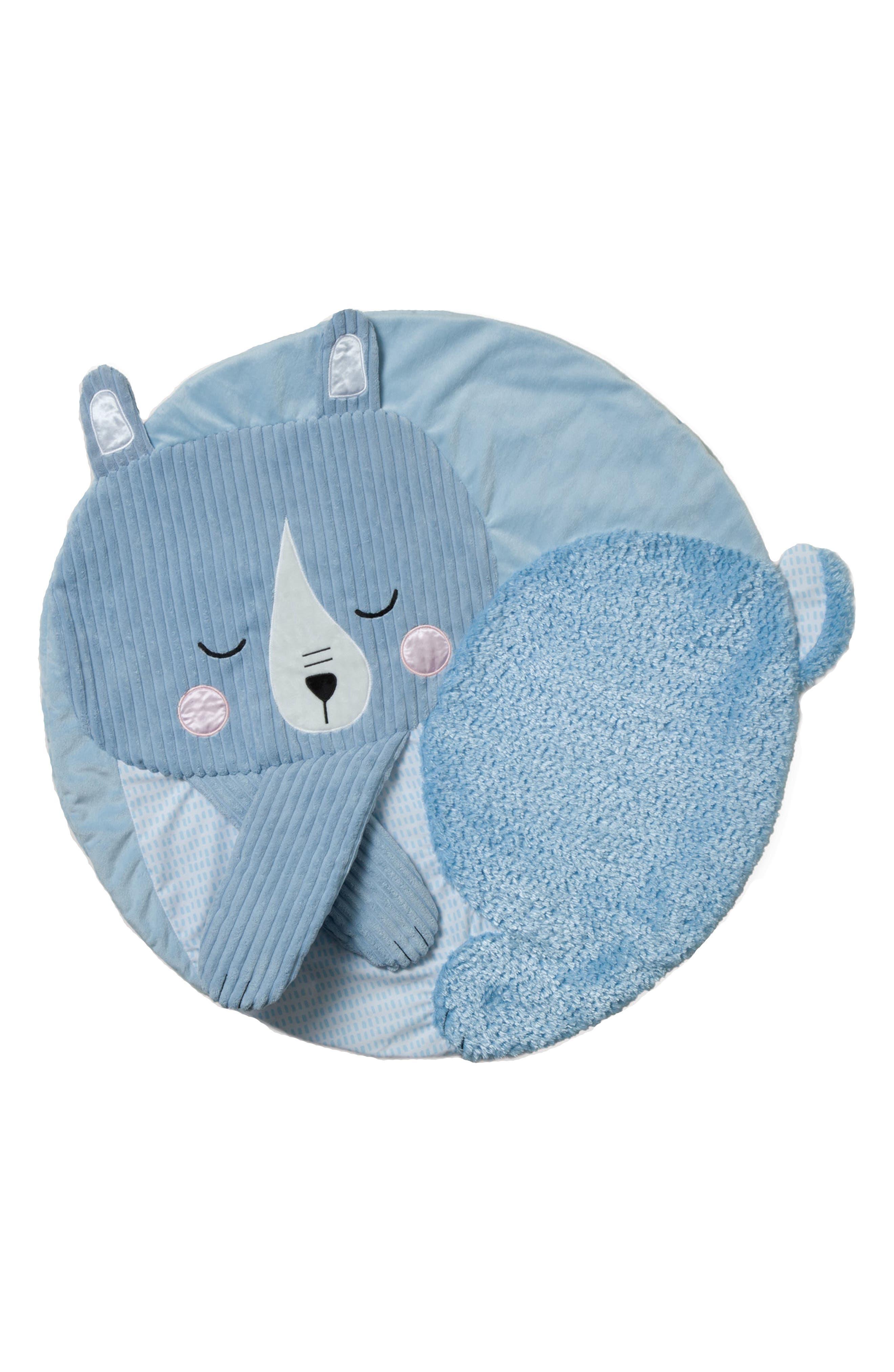 Bear Tactile Playmat,                             Main thumbnail 1, color,