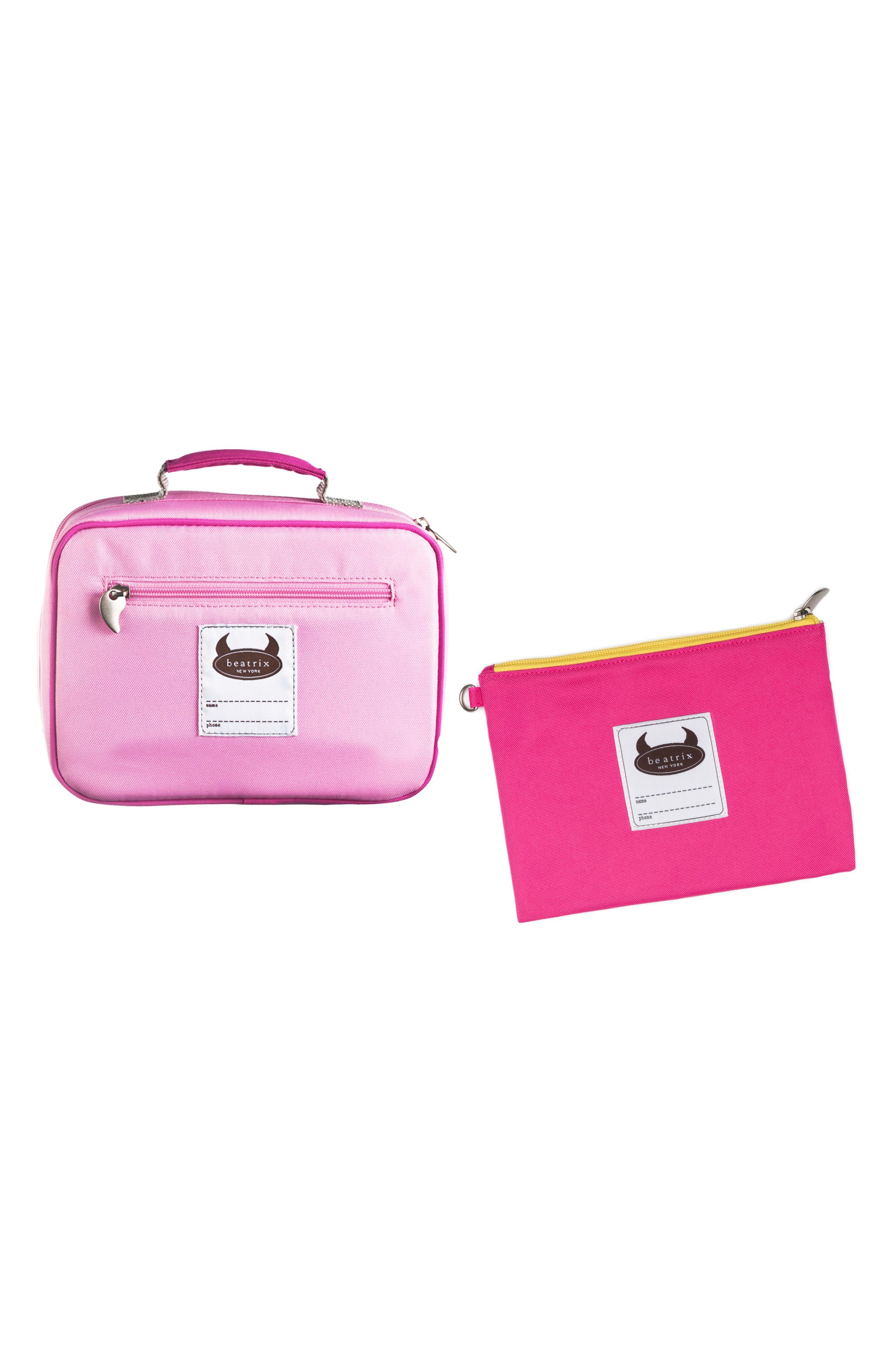 Lunch Box & Travel Pouch Set,                             Alternate thumbnail 10, color,