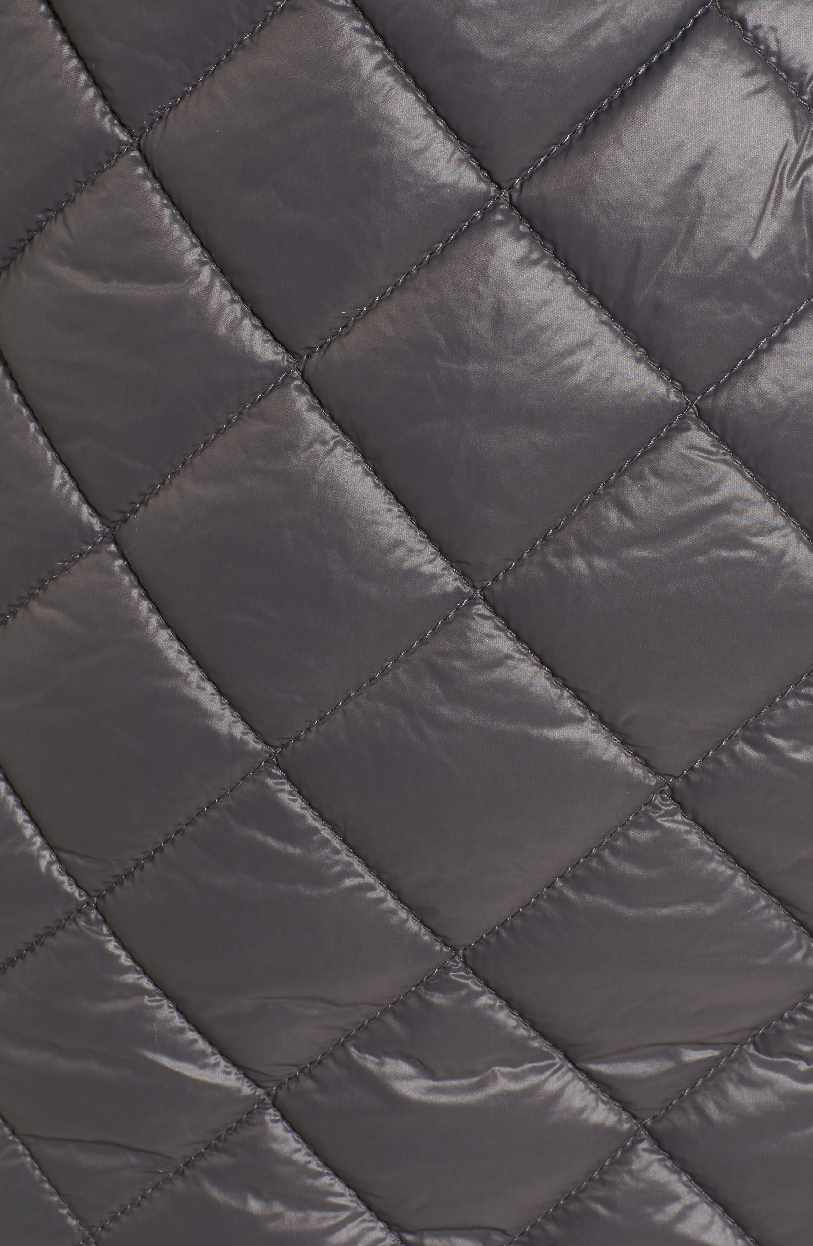 Quilted Anorak Jacket,                             Alternate thumbnail 14, color,