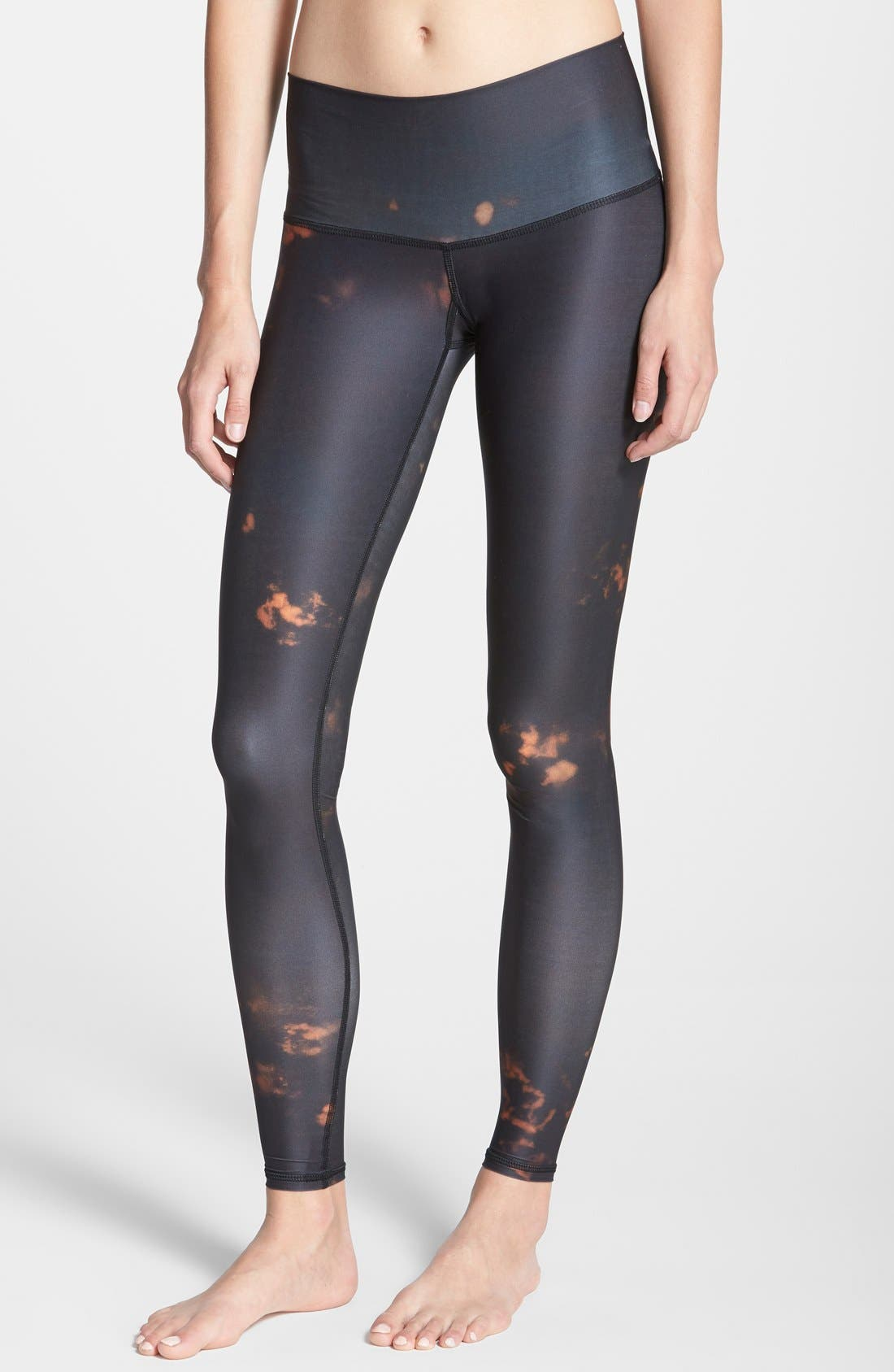 'Buffalo Princess Hot Pant' Leggings,                             Alternate thumbnail 3, color,                             001