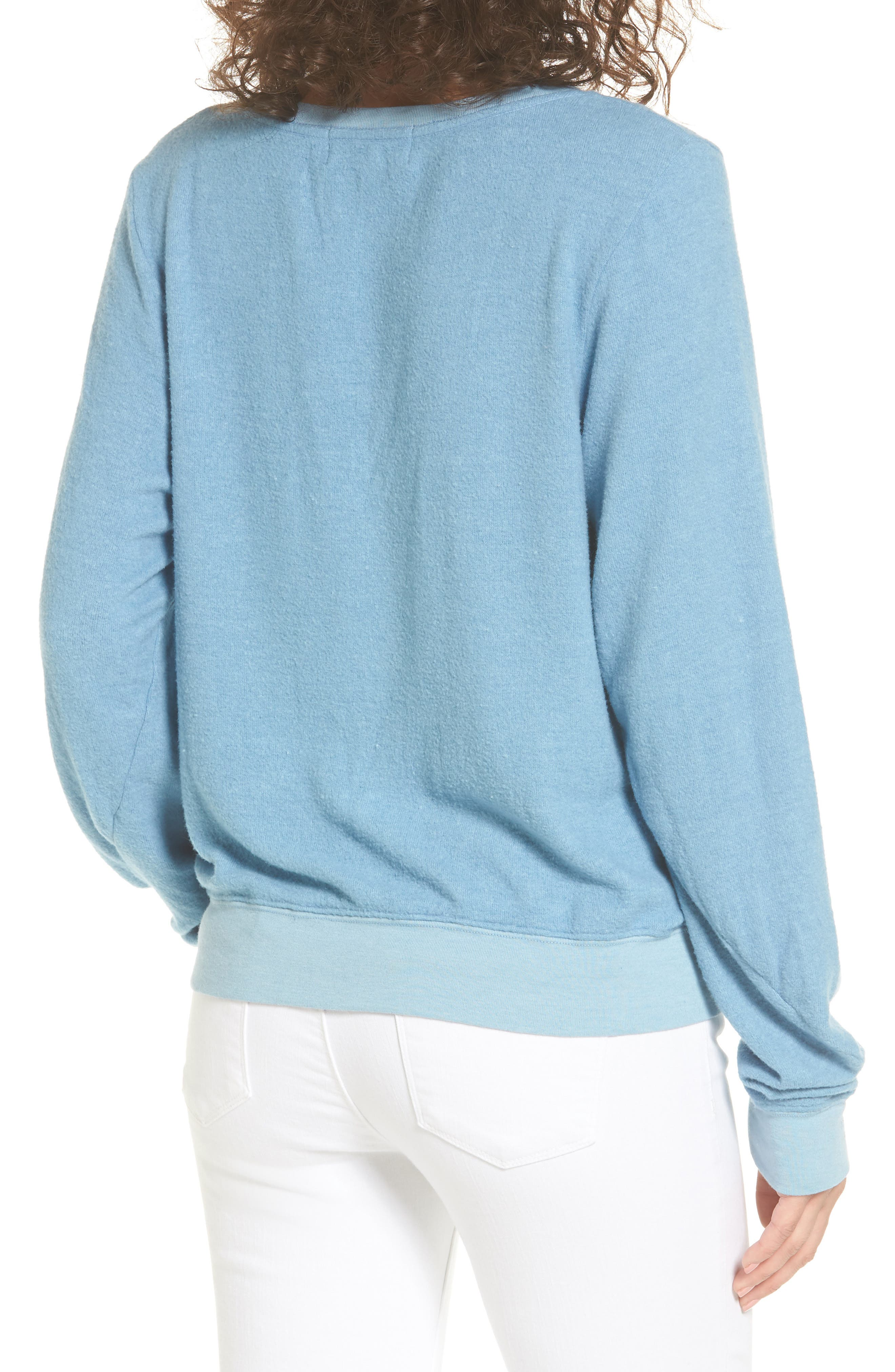 Shopping is My Cardio Sweatshirt,                             Alternate thumbnail 2, color,                             400