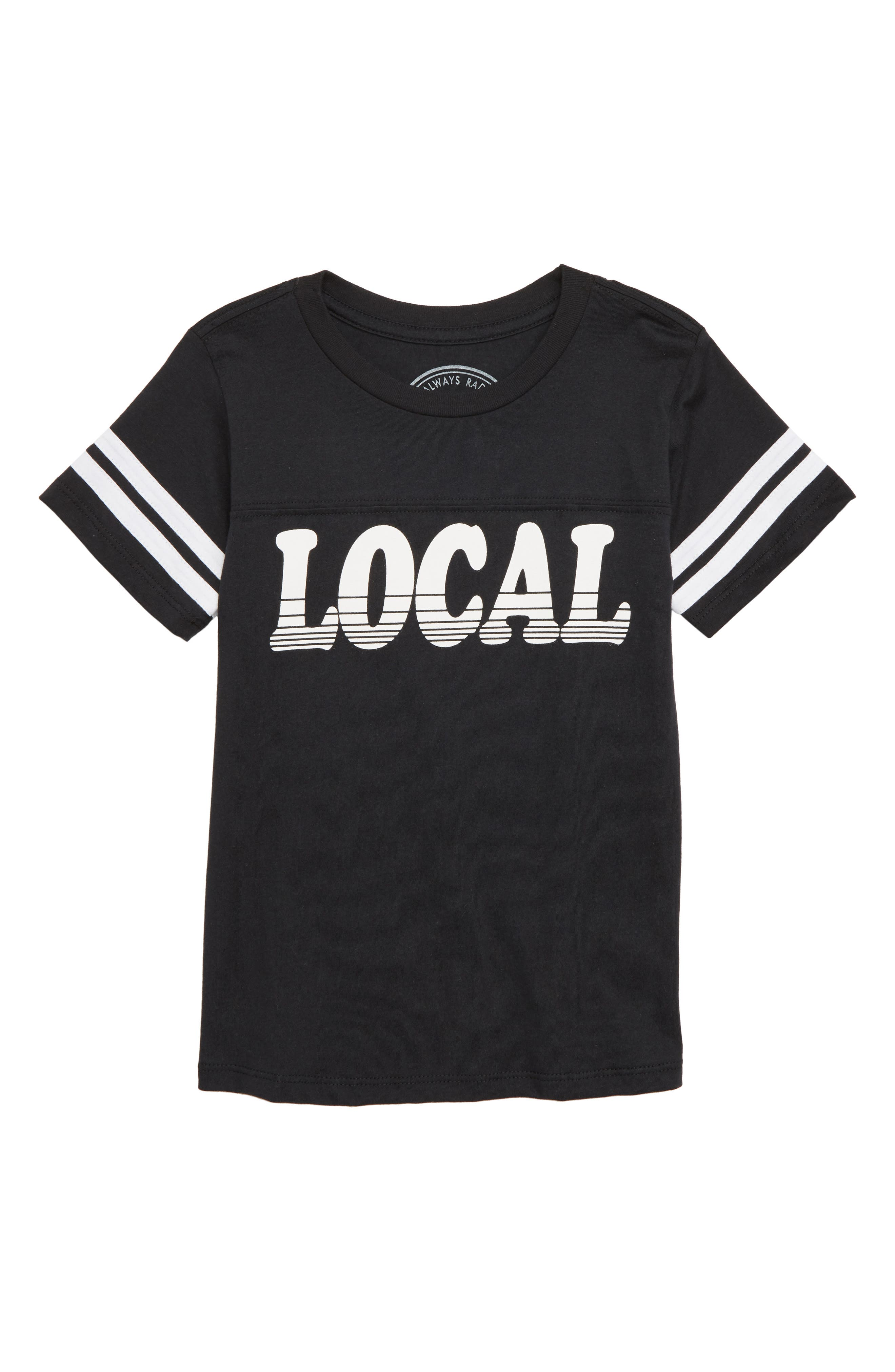 Local Football T-Shirt,                         Main,                         color, 001