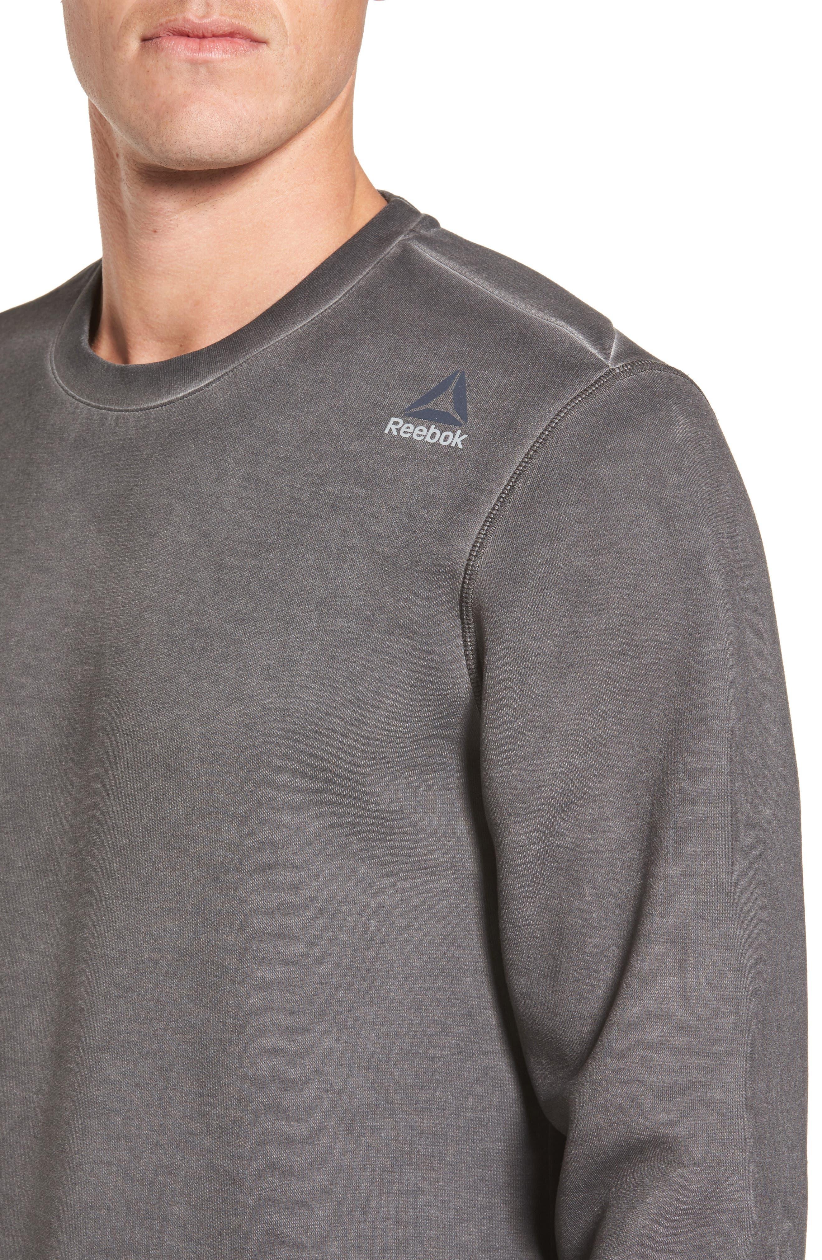 Dirty Wash Sweatshirt,                             Alternate thumbnail 4, color,                             040